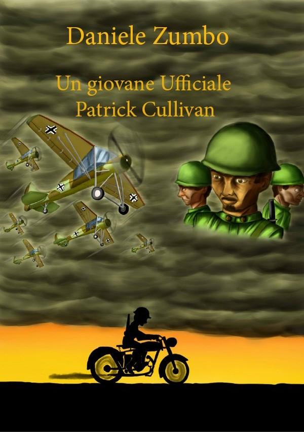 Un giovane ufficiale. Patrick Cullivan