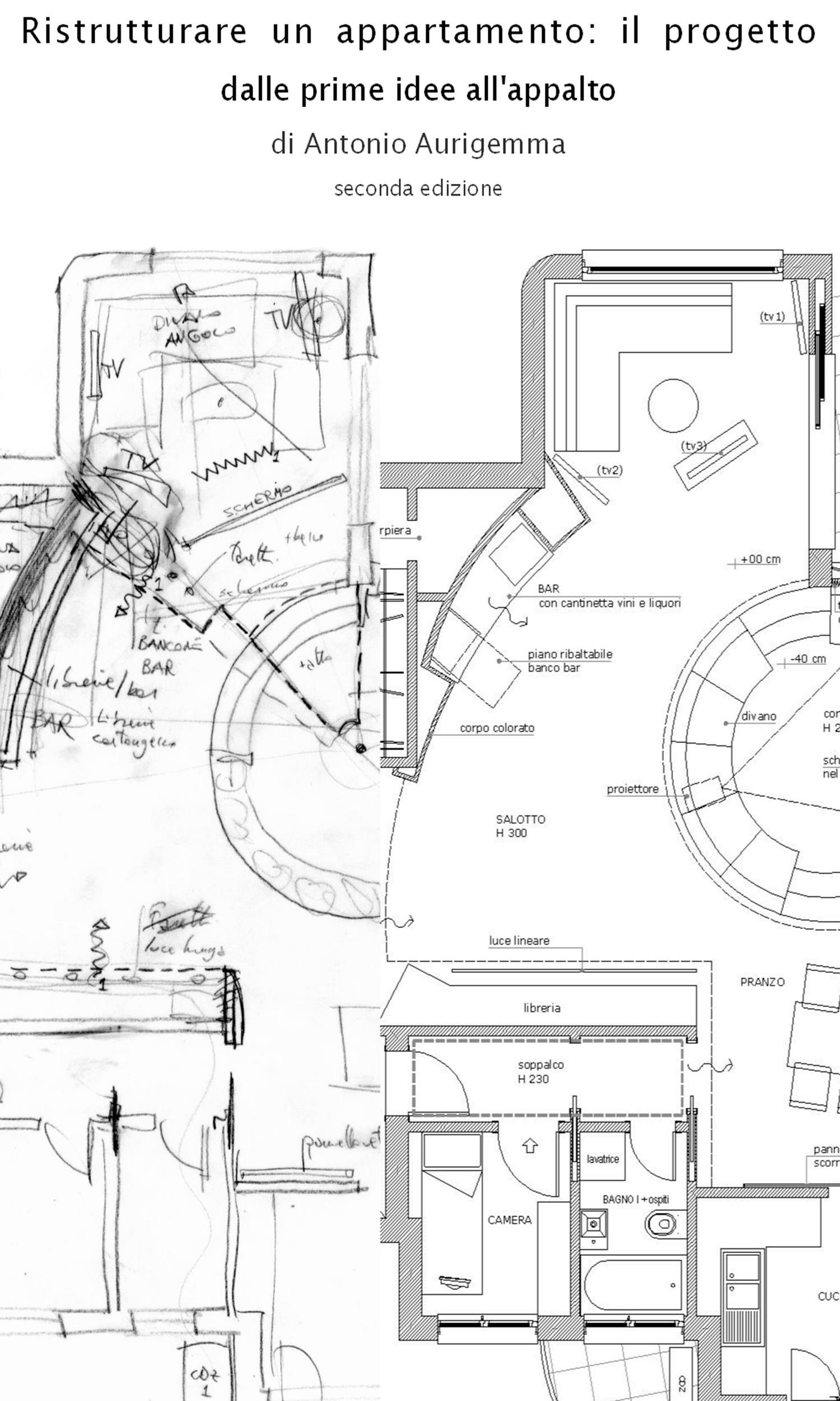 Ristrutturare un appartamento: il progetto