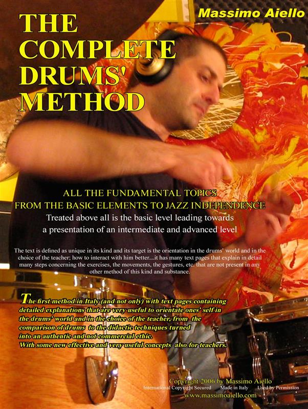 The complete drums' method