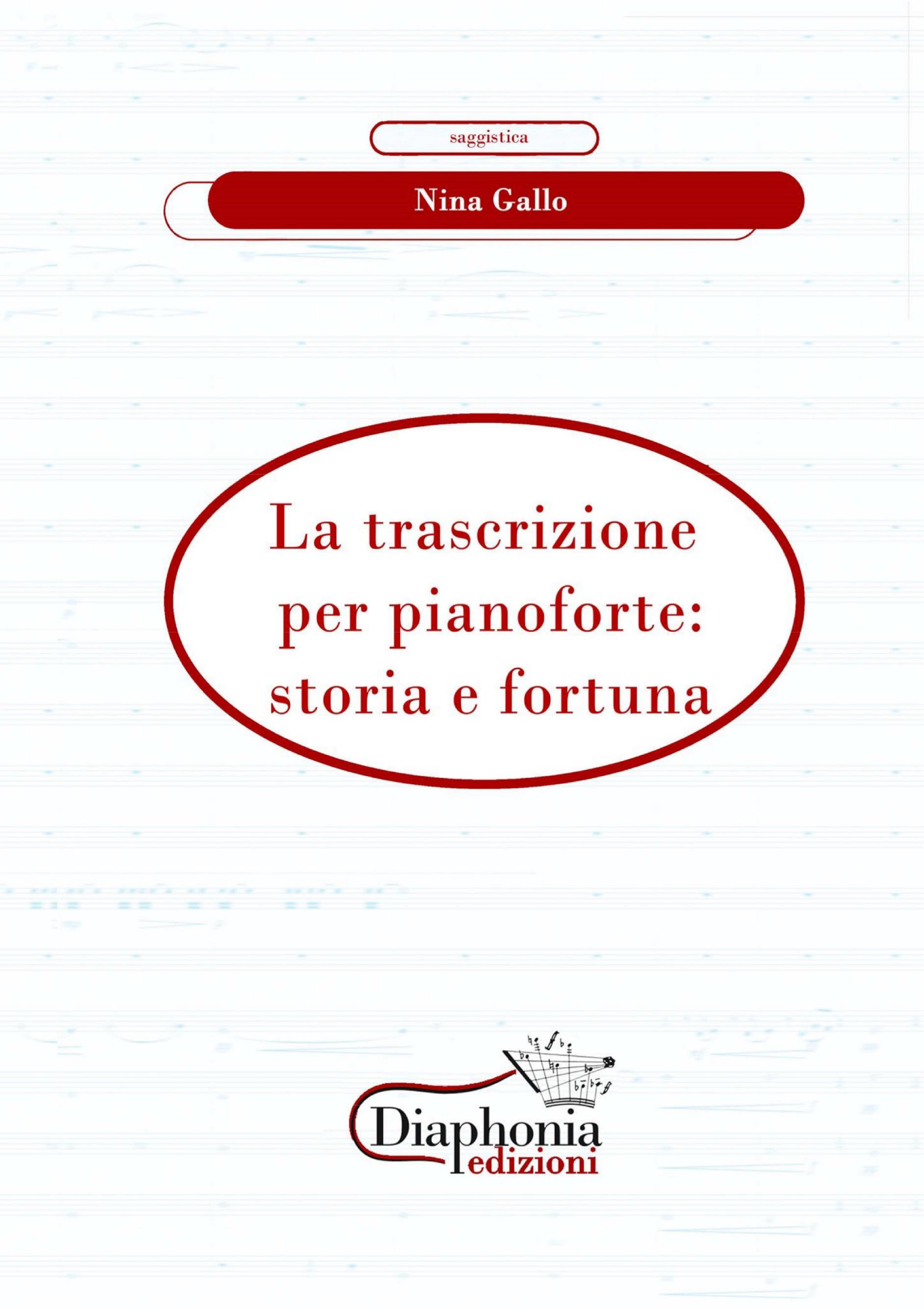La trascrizione per pianoforte: storia e fortuna