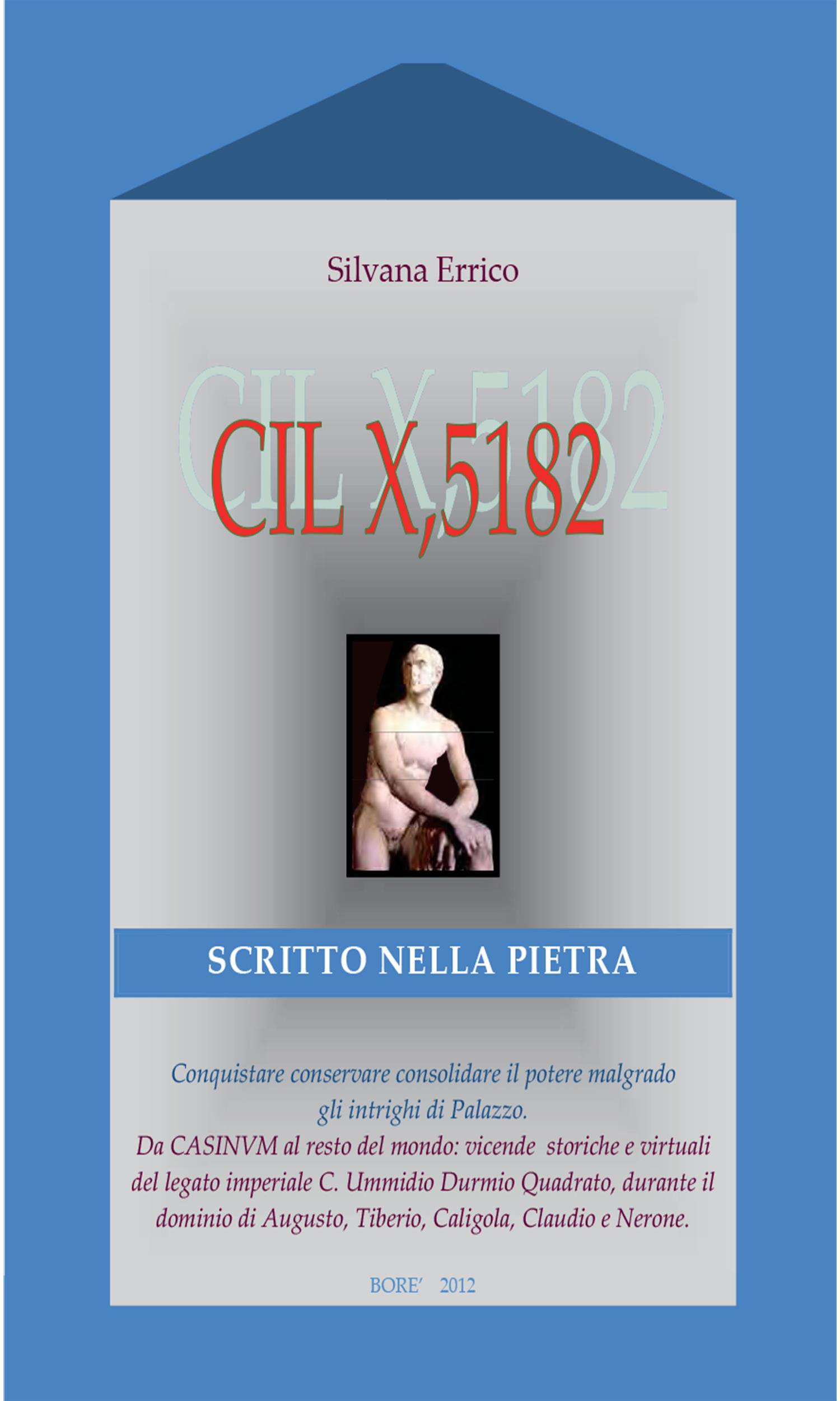 CIL, 5182 - Scritto nella pietra