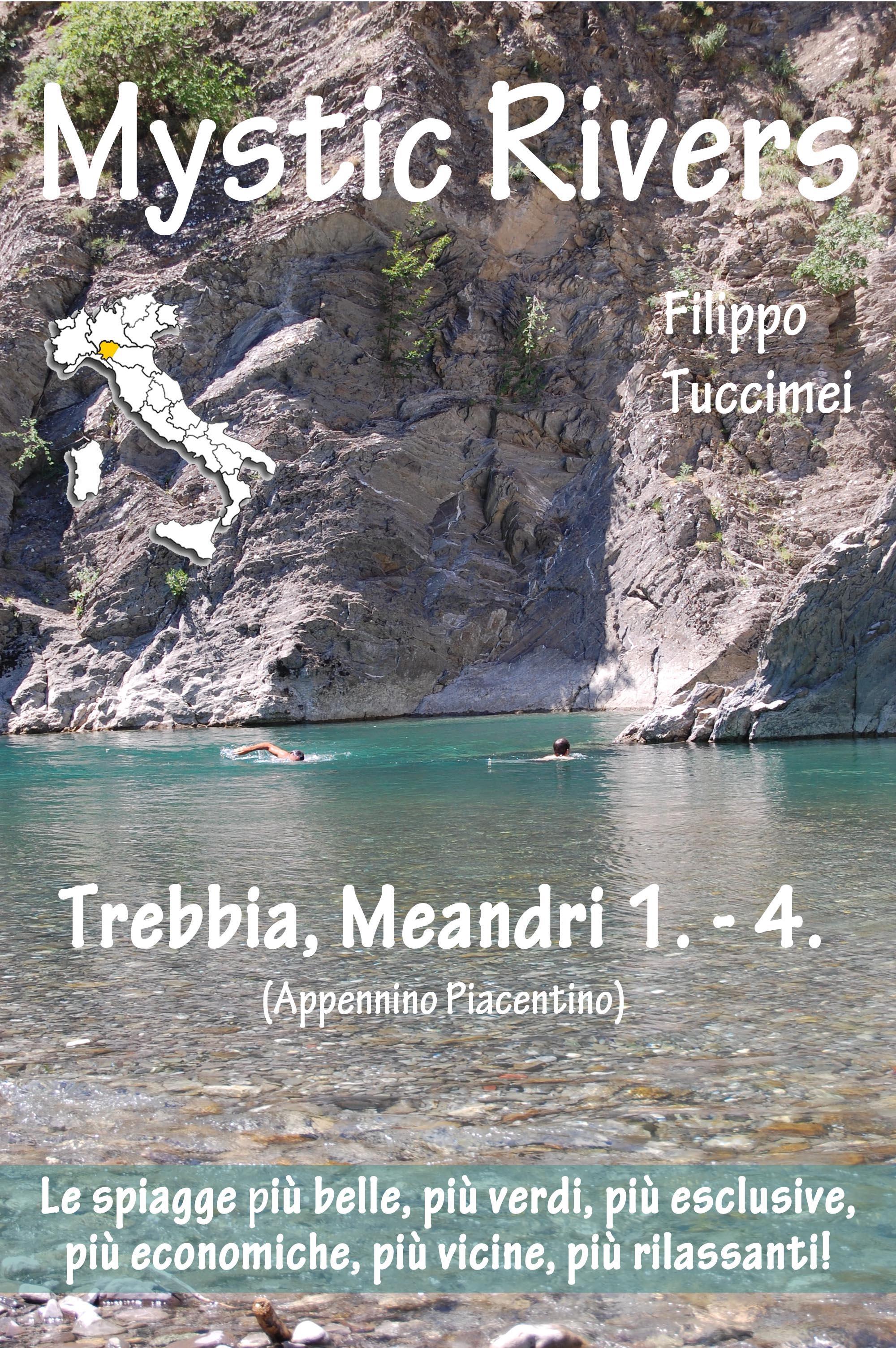 Mystic Rivers - Trebbia, Meandri 1. - 4.