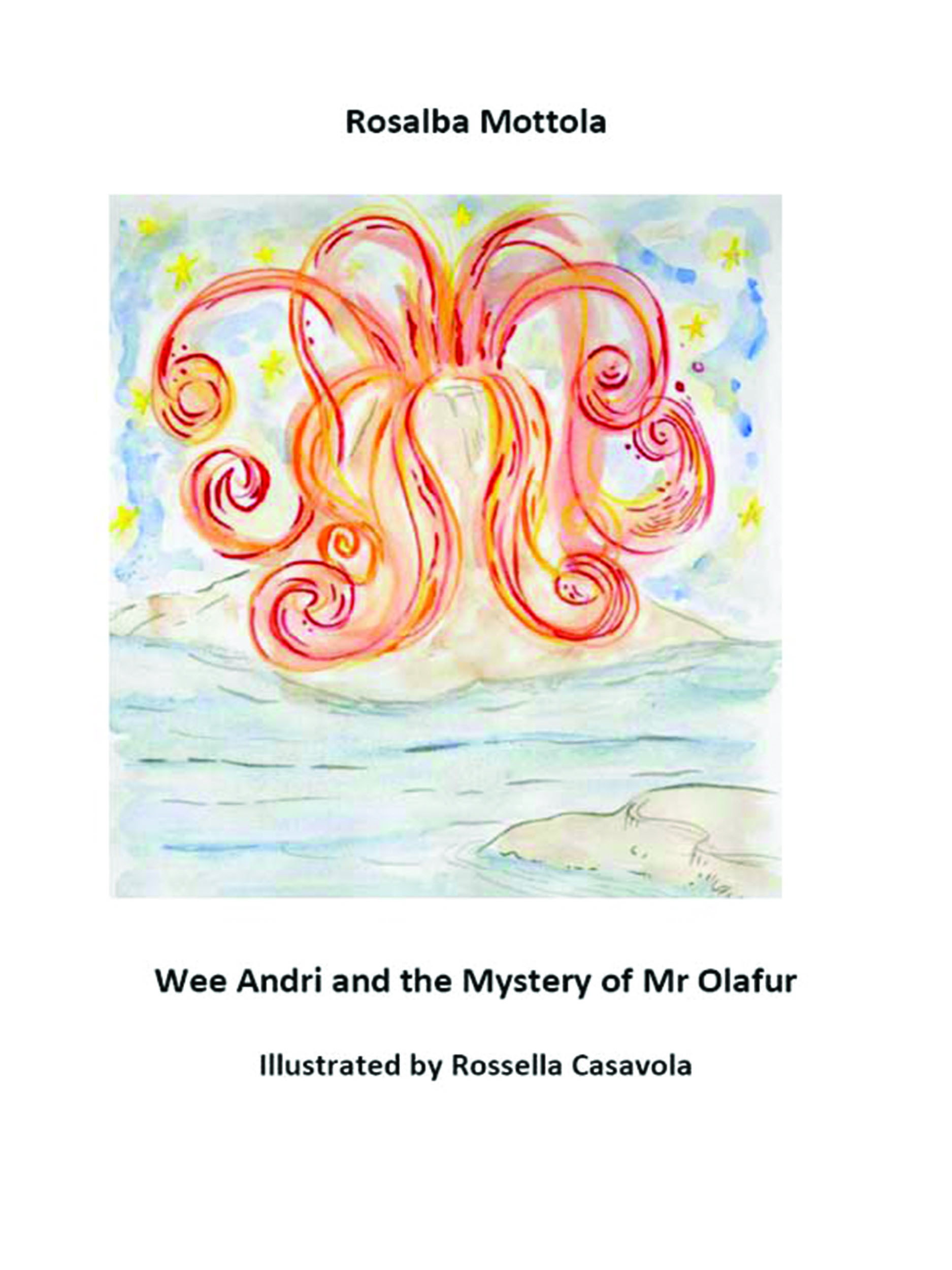 Wee Andri and the Mystery of Mr Olafur