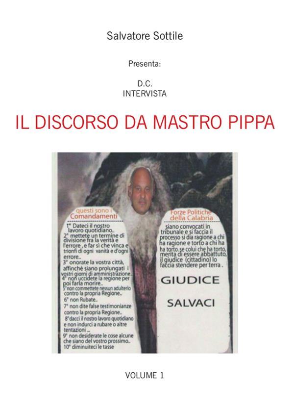 Il discorso da Mastro Pippa. Vol. 1