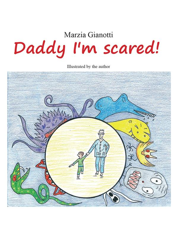 Daddy I'm scared!