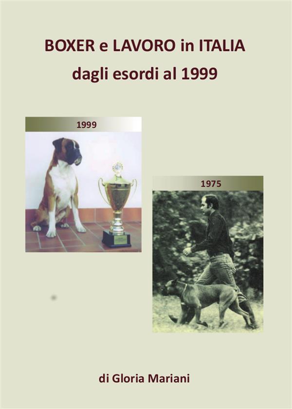 Boxer e lavoro in Italia dagli esordi al 1999