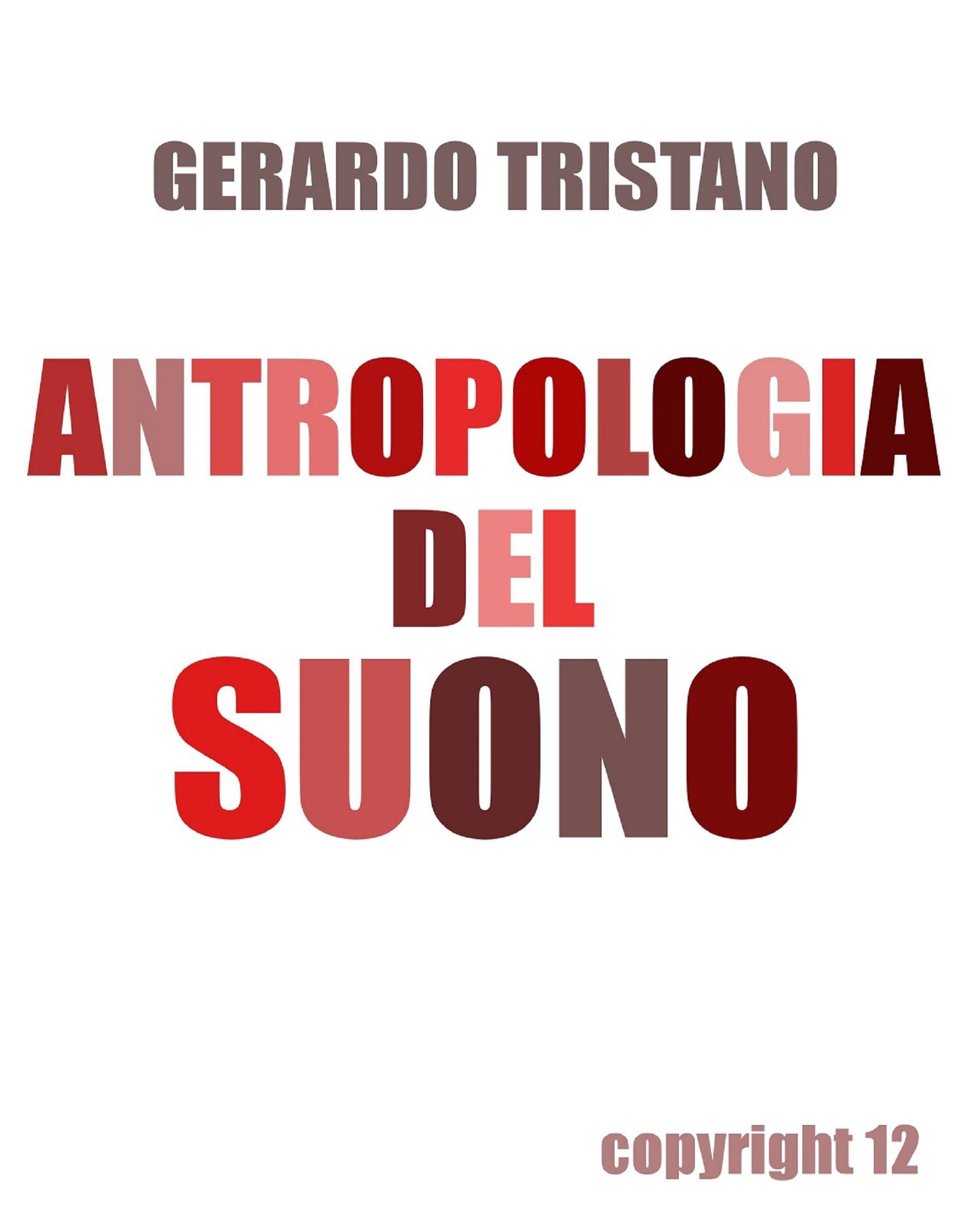 Antropologia del suono