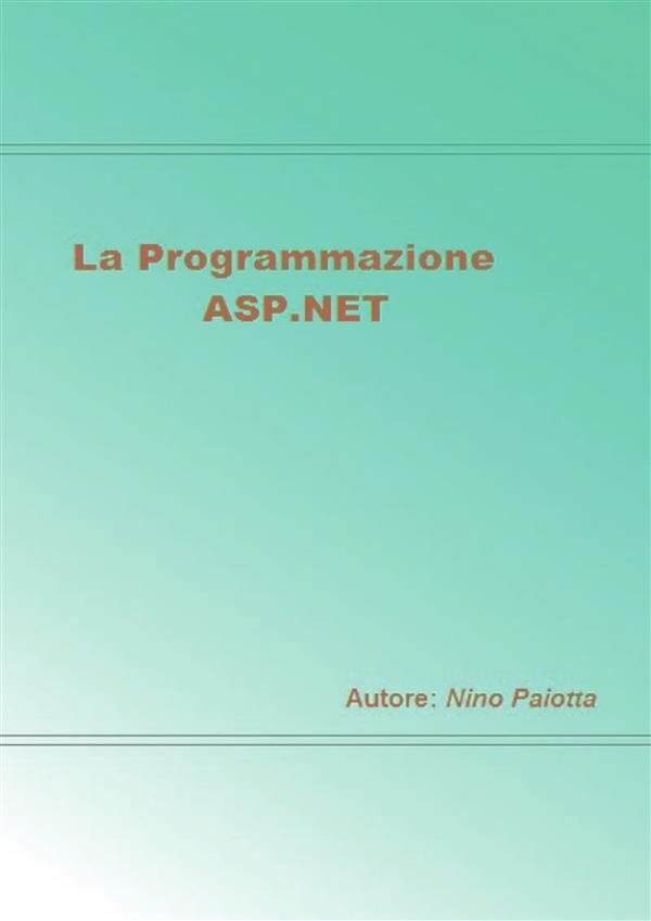 La programmazione ASP.NET