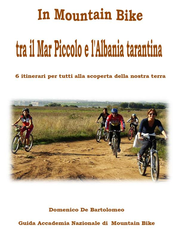 In mountain bike tra il Mar Piccolo e l'Albania tarantina