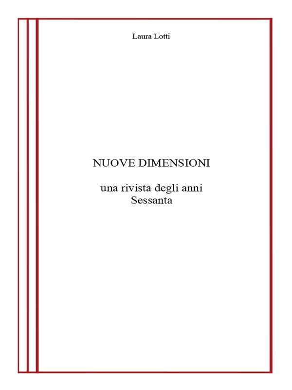 Nuove Dimensioni