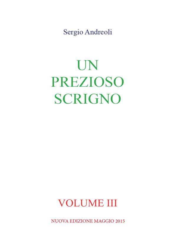 Un prezioso scrigno - Volume 3