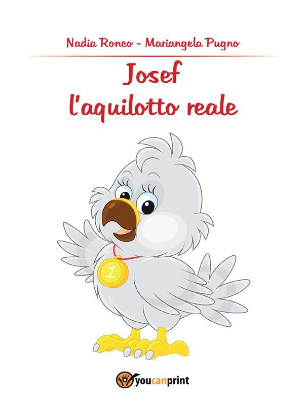 Josef, l'aquilotto reale
