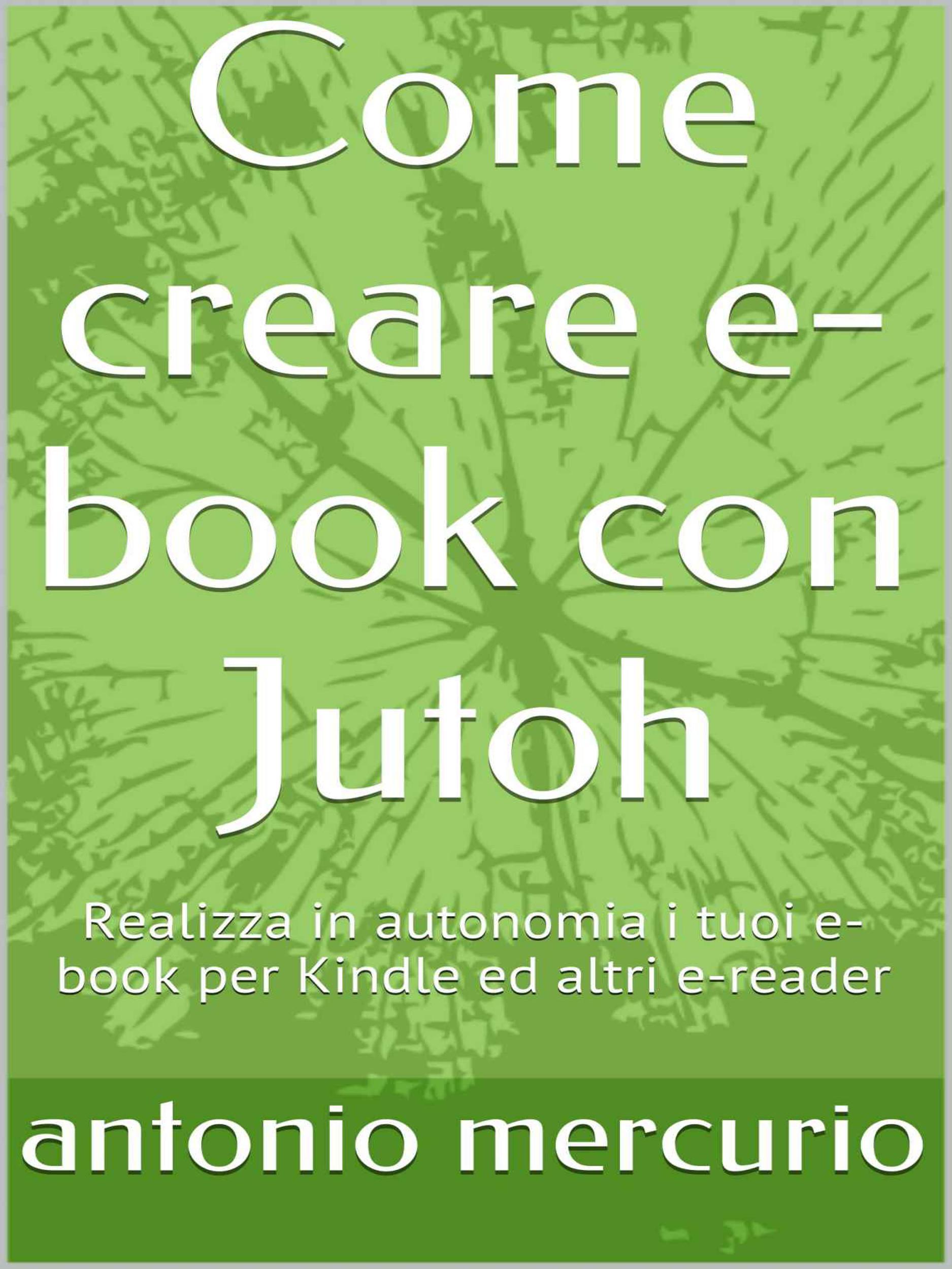 Come creare e-book con Jutoh