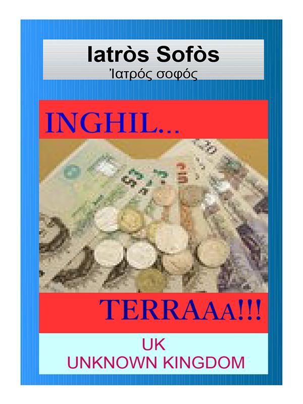 INGHIL...TERAAA!!! (Cosa farai se in Inghilterra (non) andrai?)