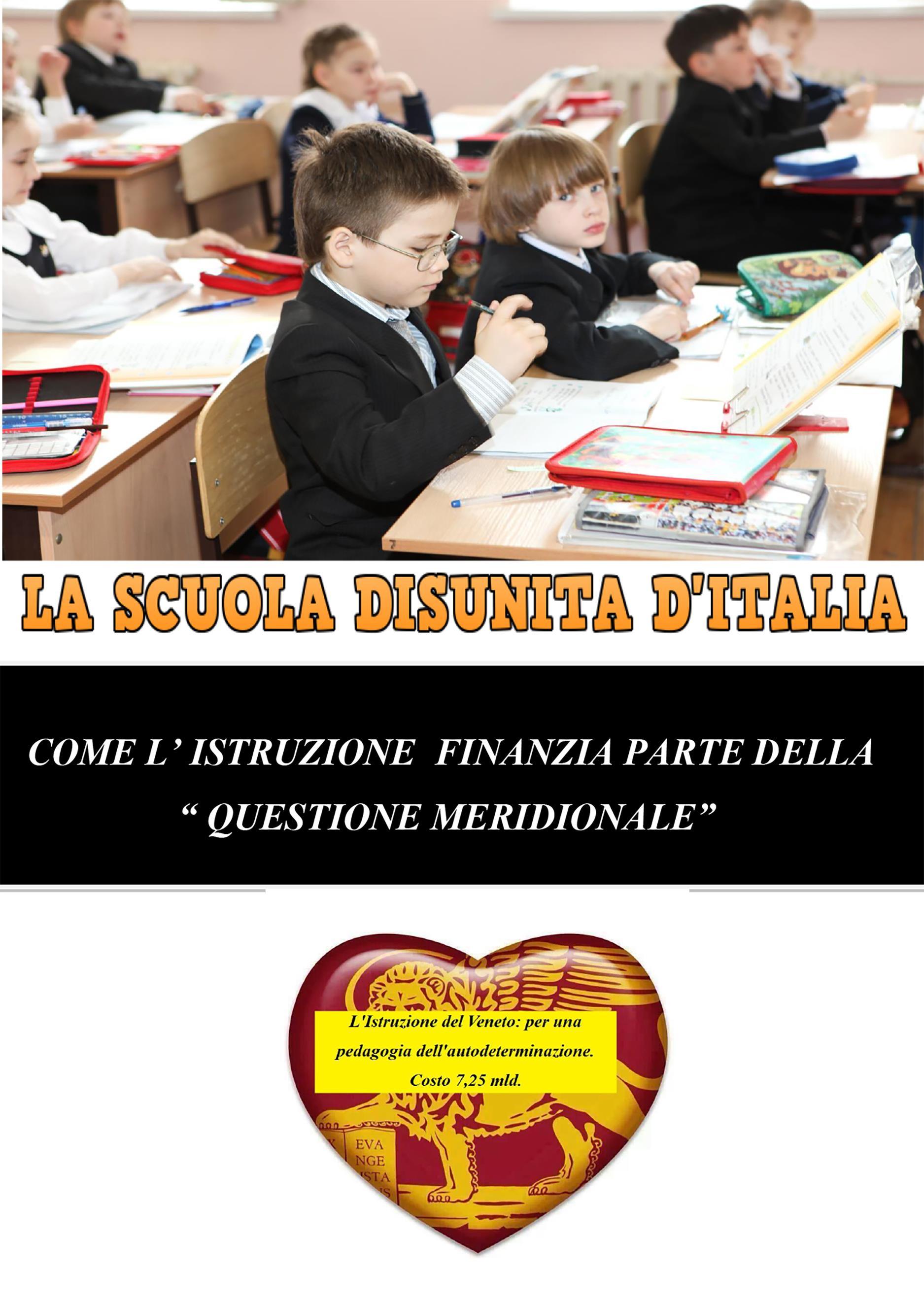 La scuola disunita d'Italia