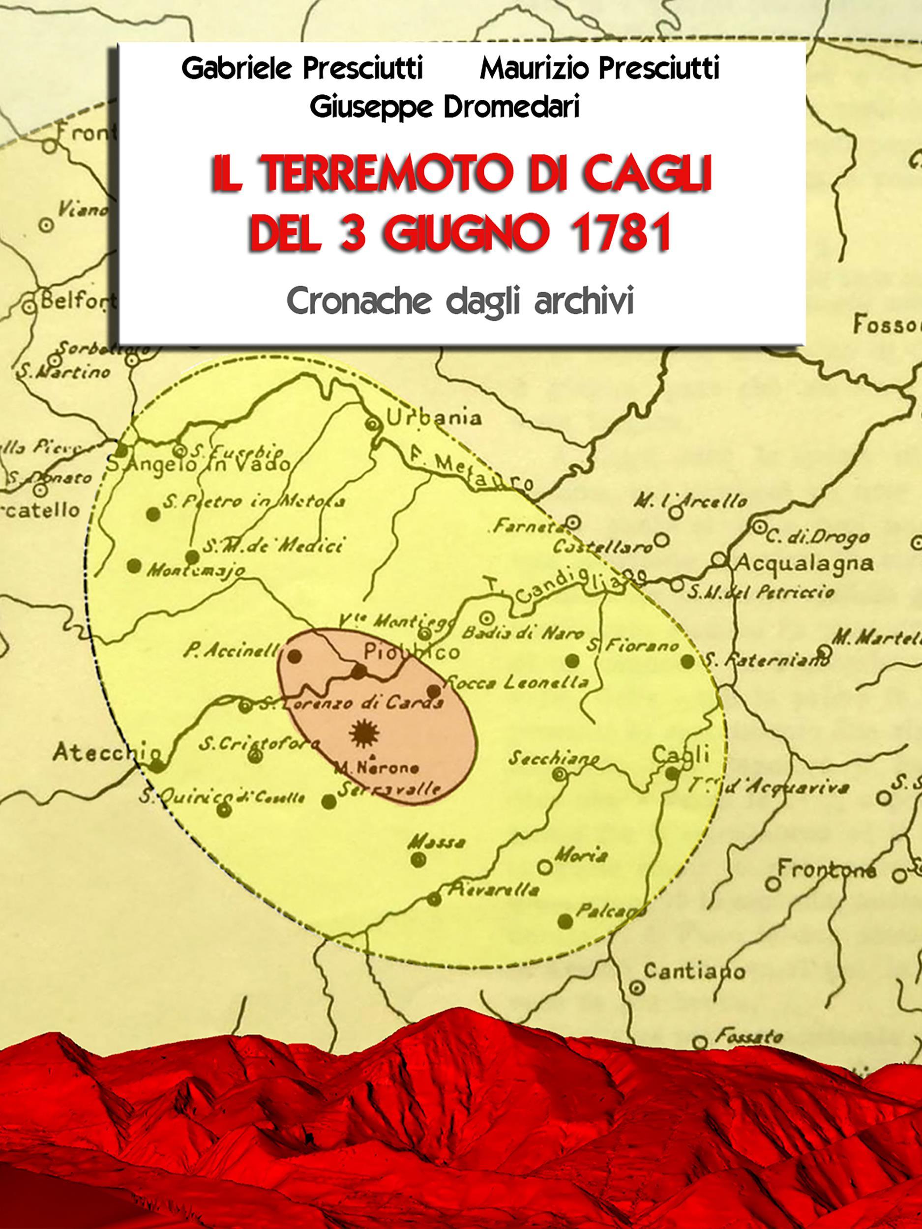 Il terremoto di Cagli del 3 giugno 1781