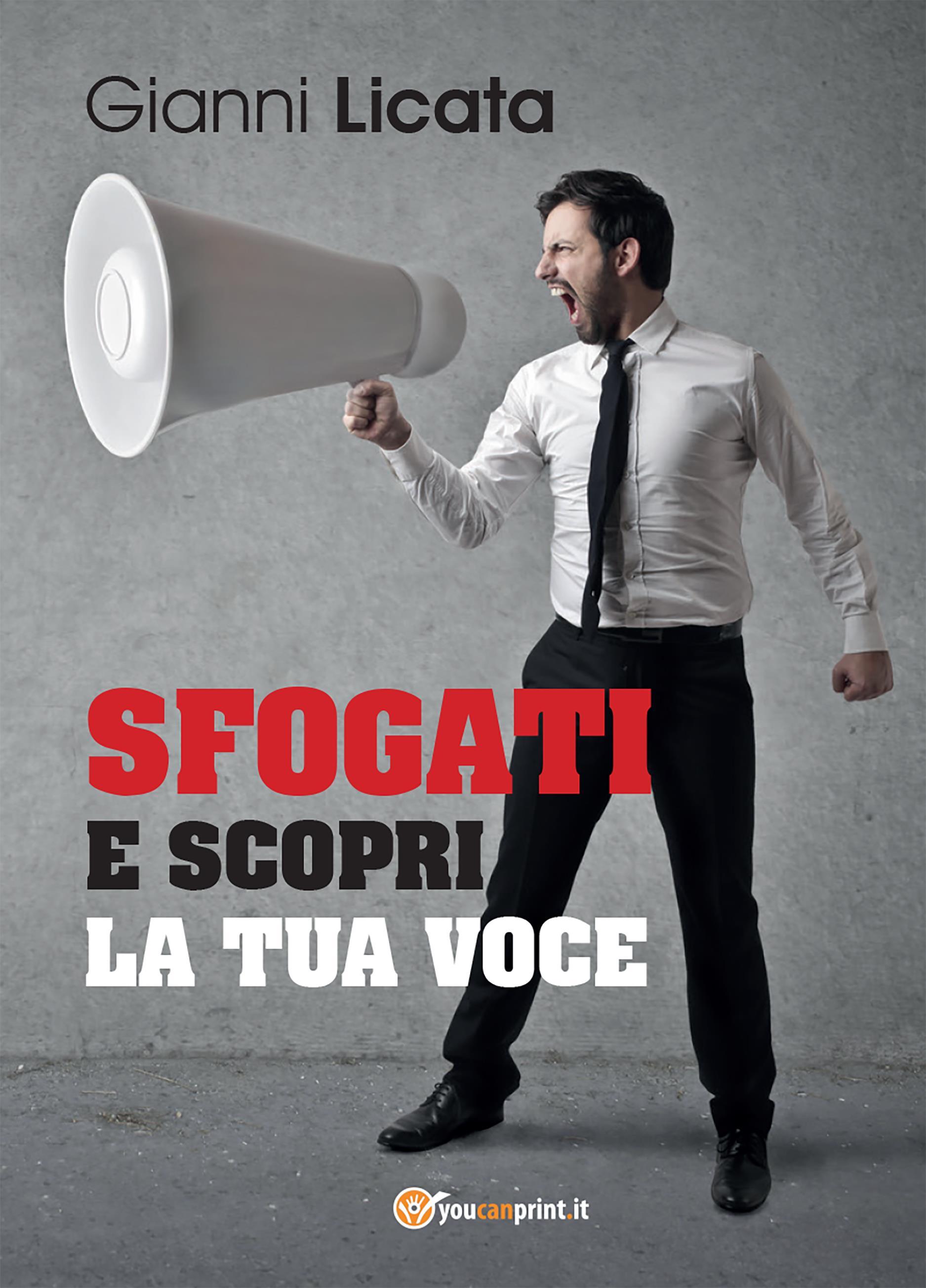 Sfogati e scopri la tua voce