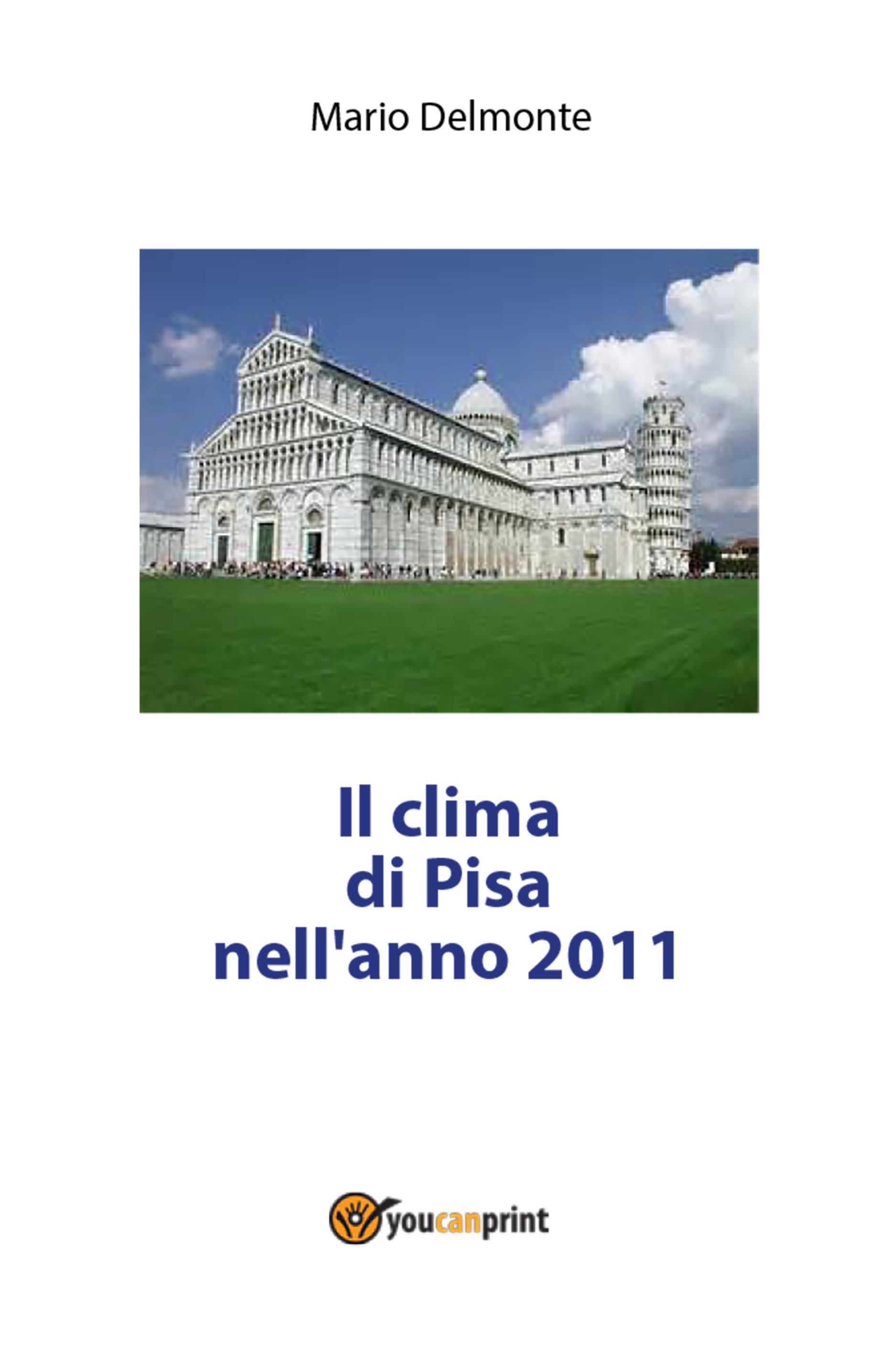 Il clima di Pisa nell'anno 2011