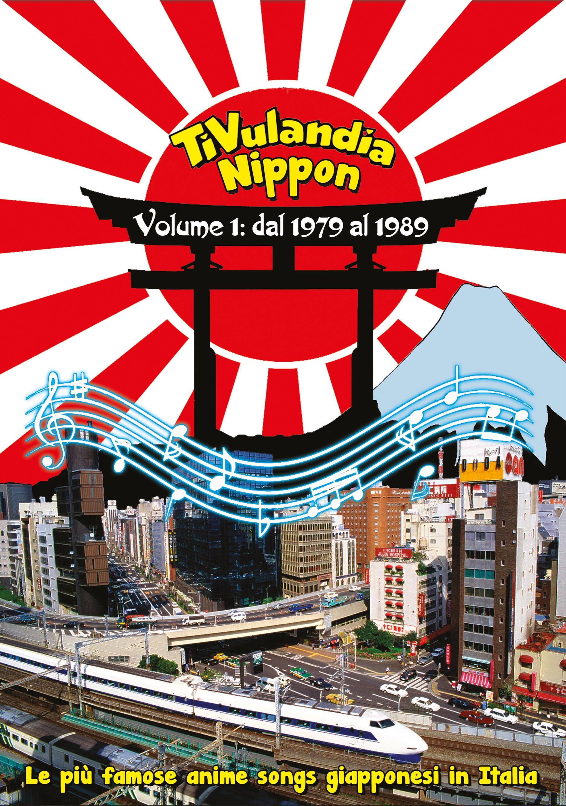 Tivulandia Nippon volume 1