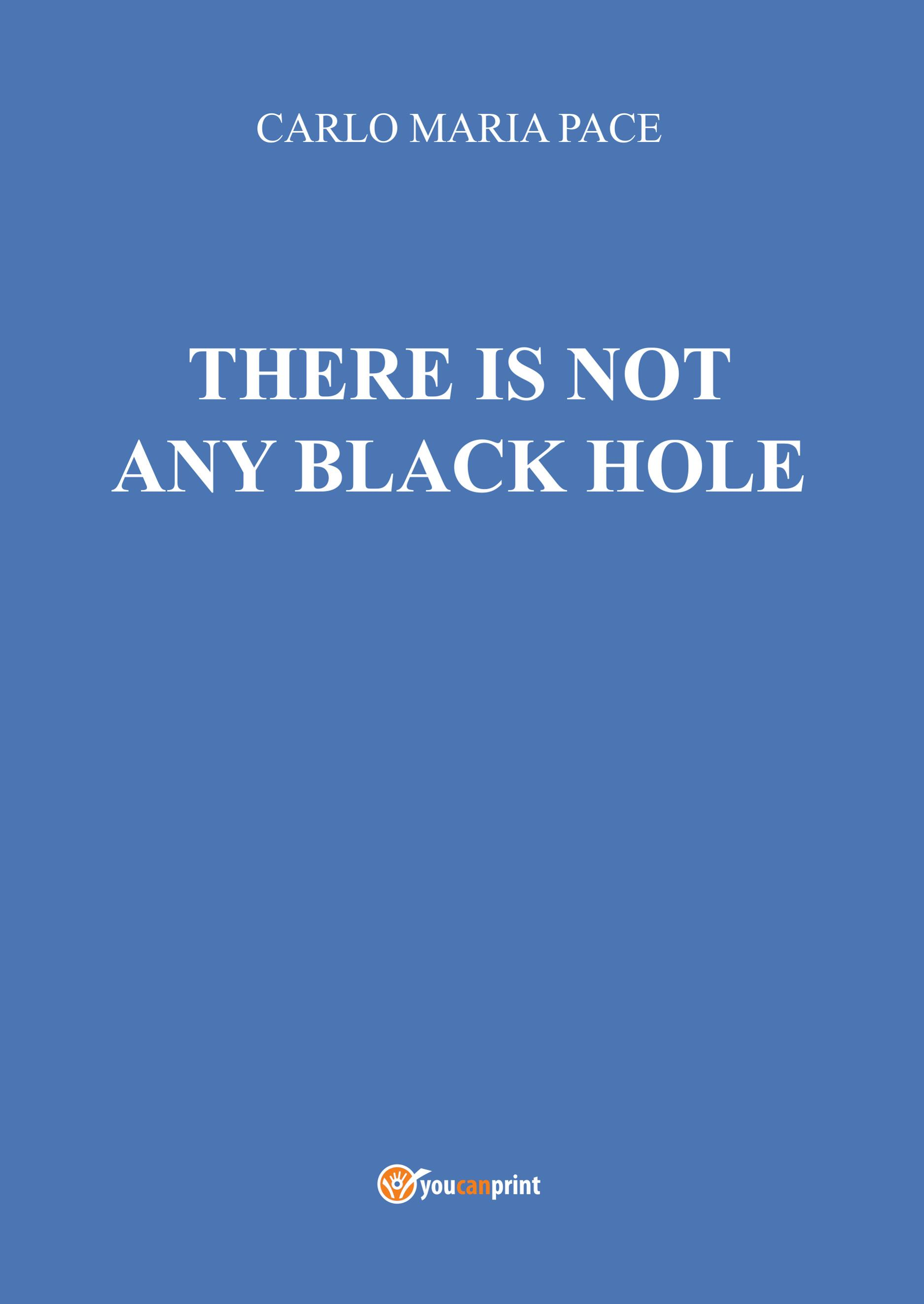 There is not any black hole