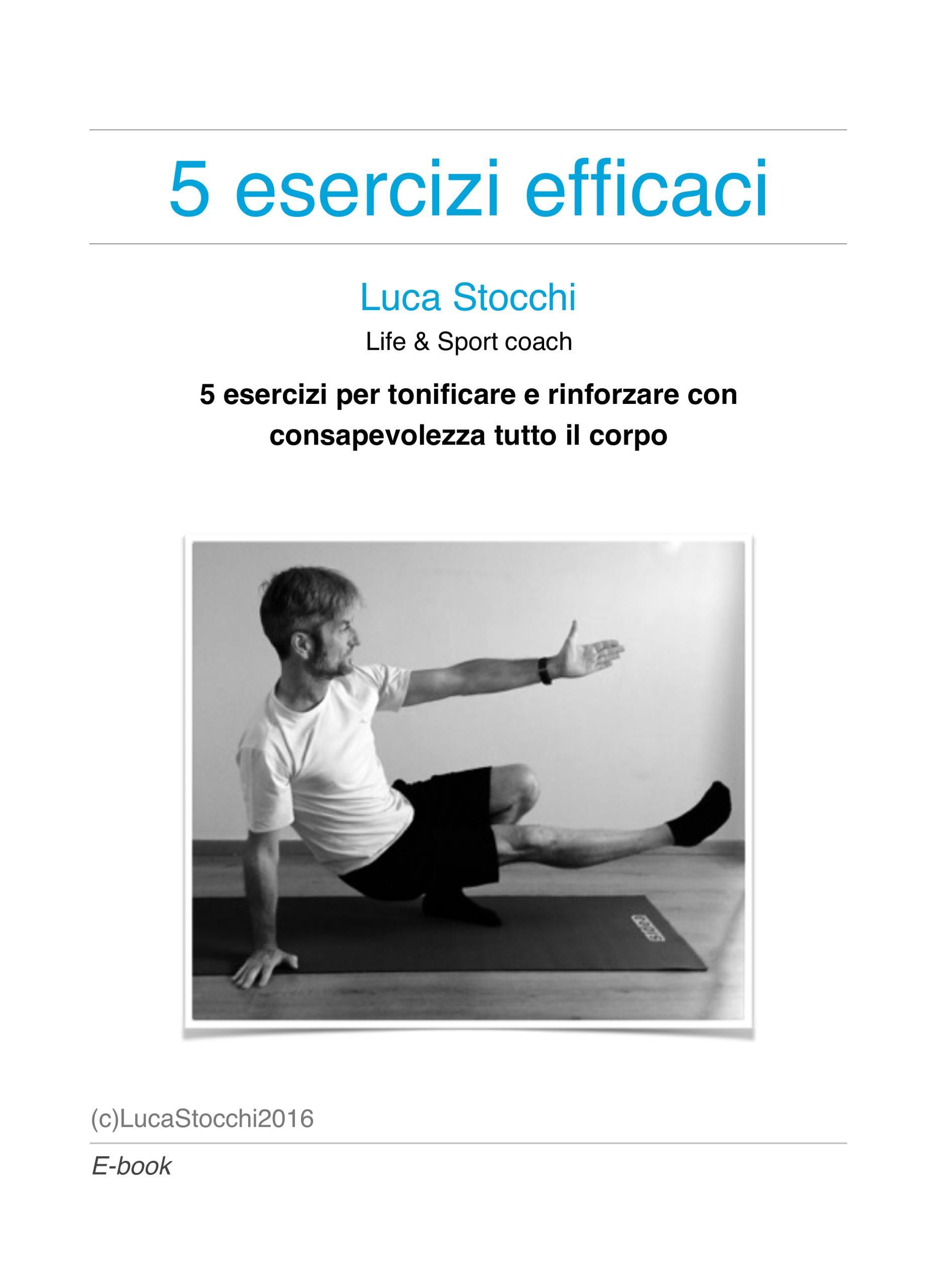 5 Esercizi Efficaci