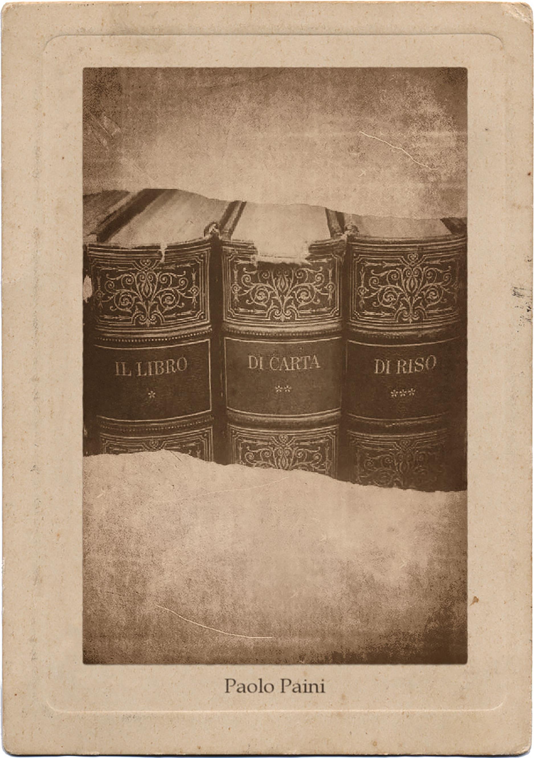 Il libro di carta di riso