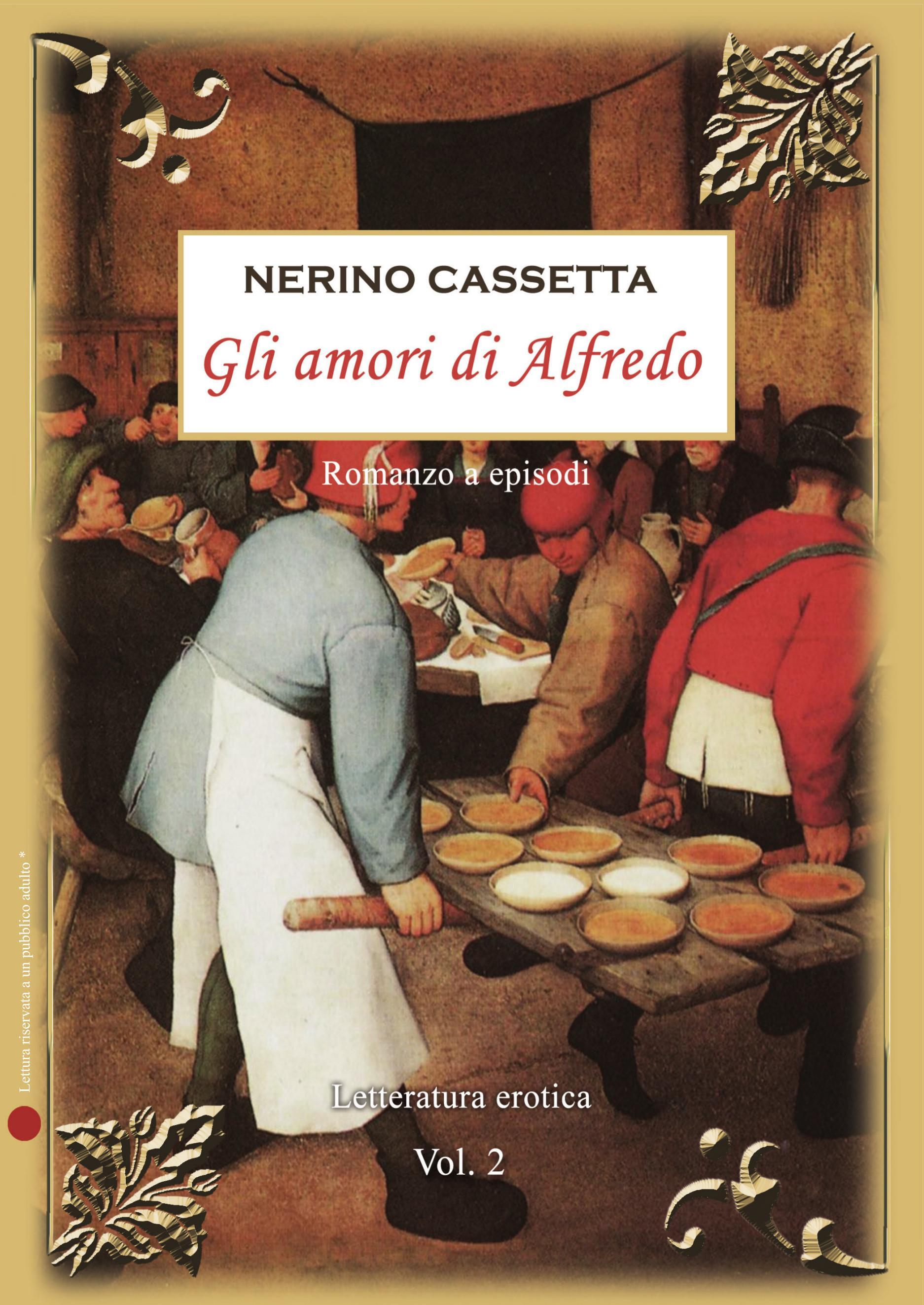 Gli Amori di Alfredo. Volume 2