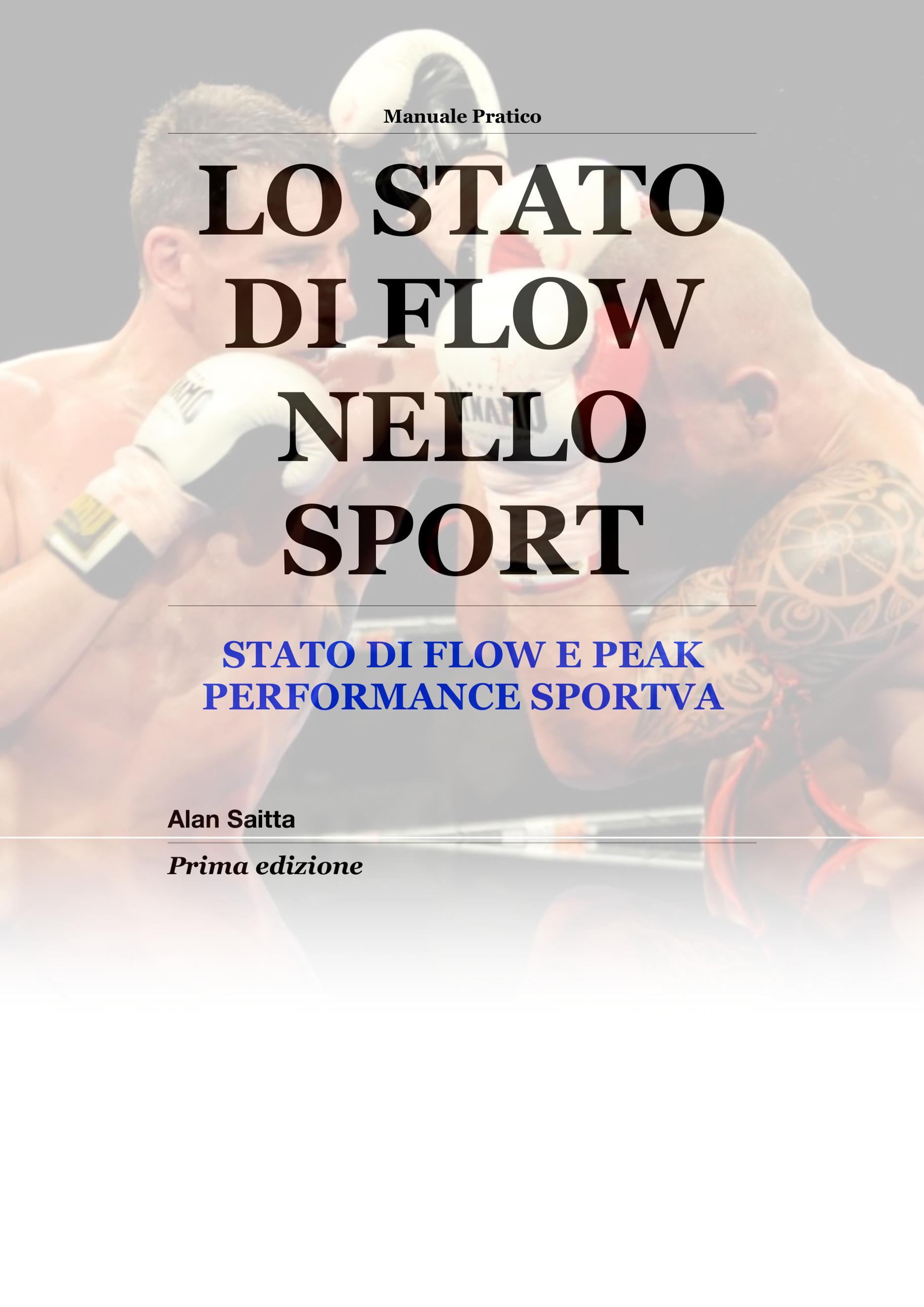 Lo stato di Flow nello sport