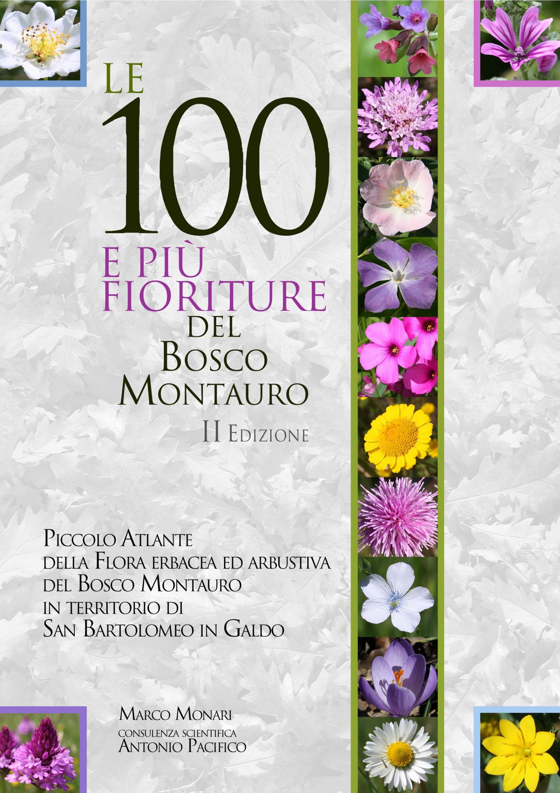 Le 100 e più fioriture del Bosco Montauro - II Edizione