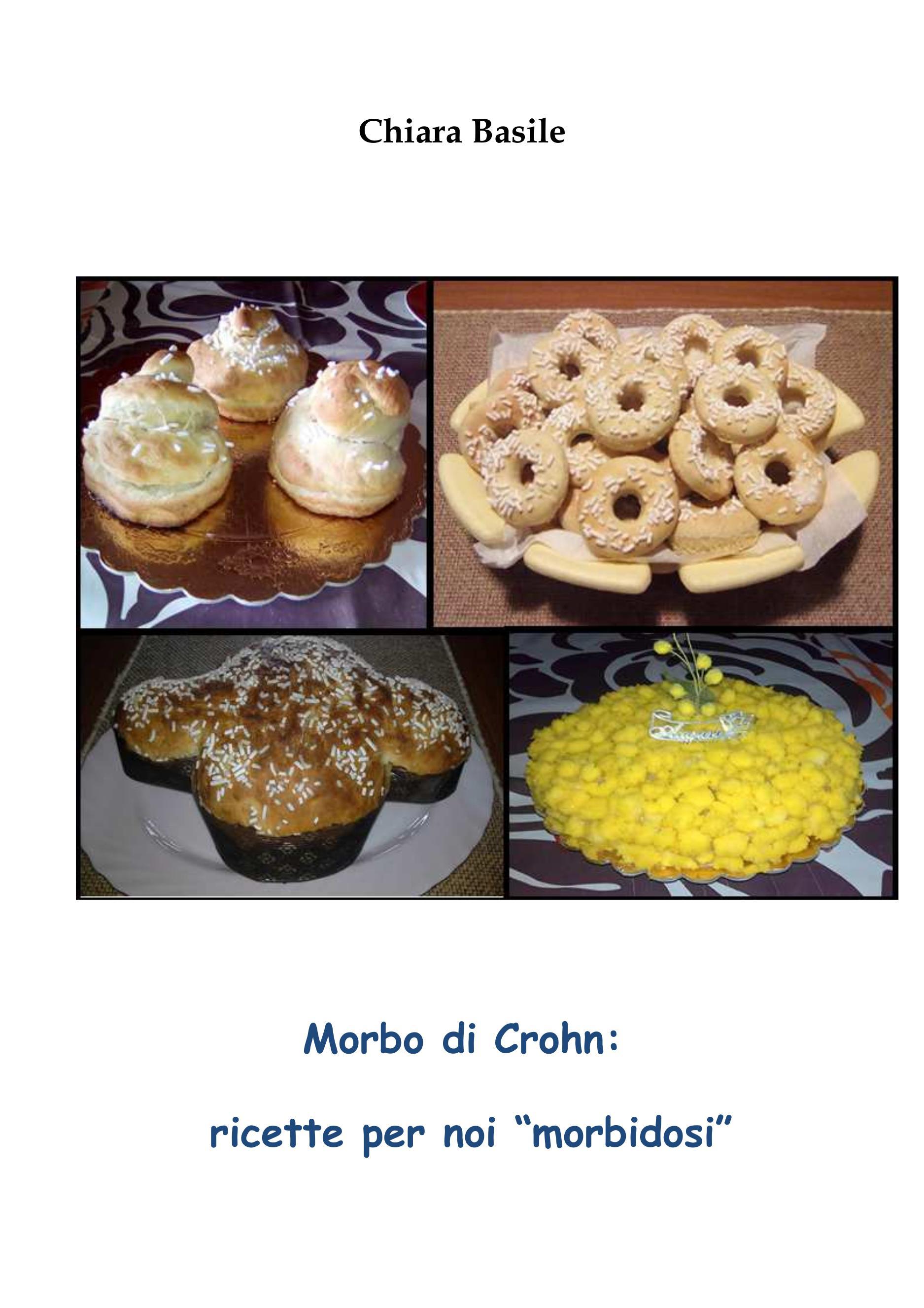 """Morbo di Crohn: ricette per noi """"morbidosi"""""""