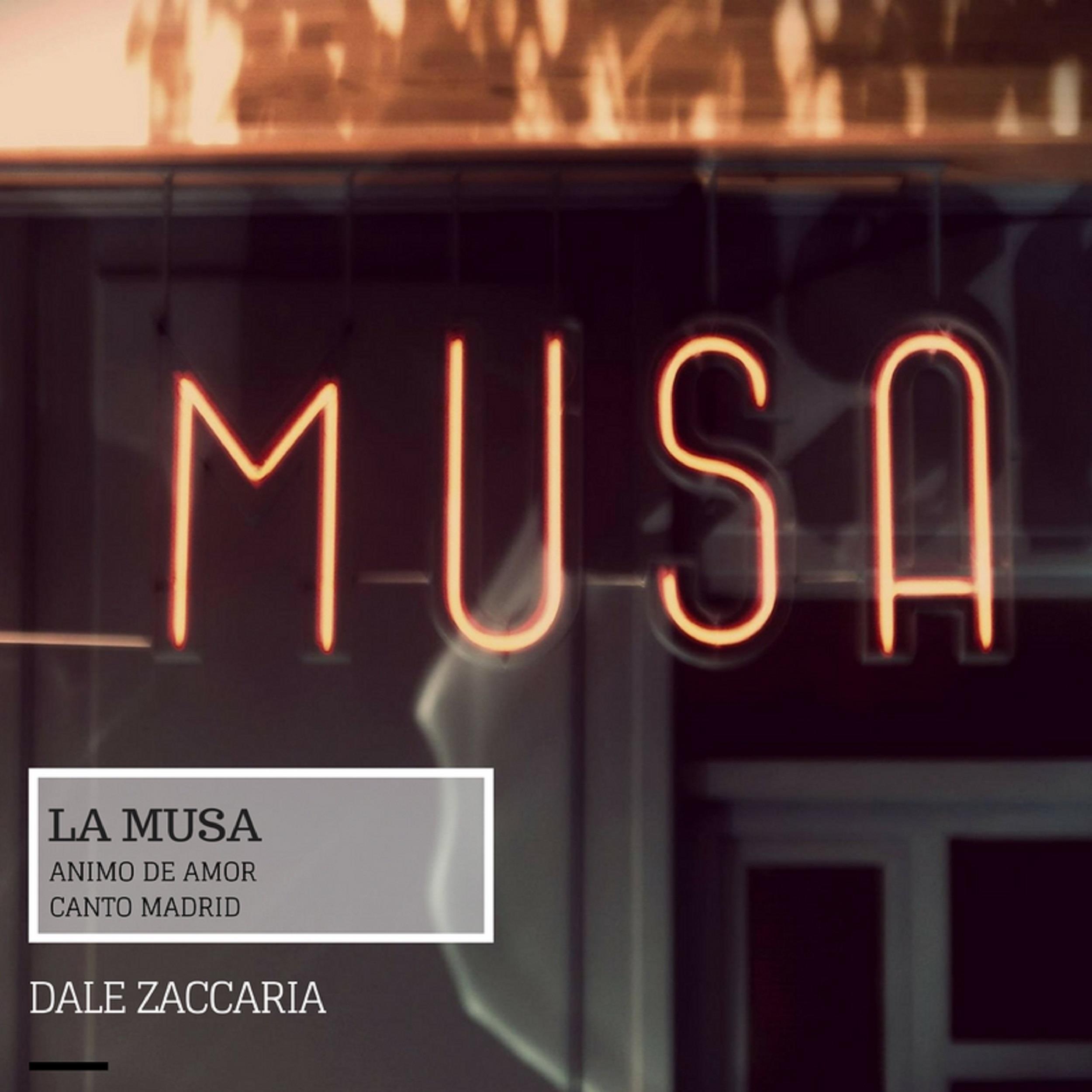 La Musa, animo de amor canto Madrid II
