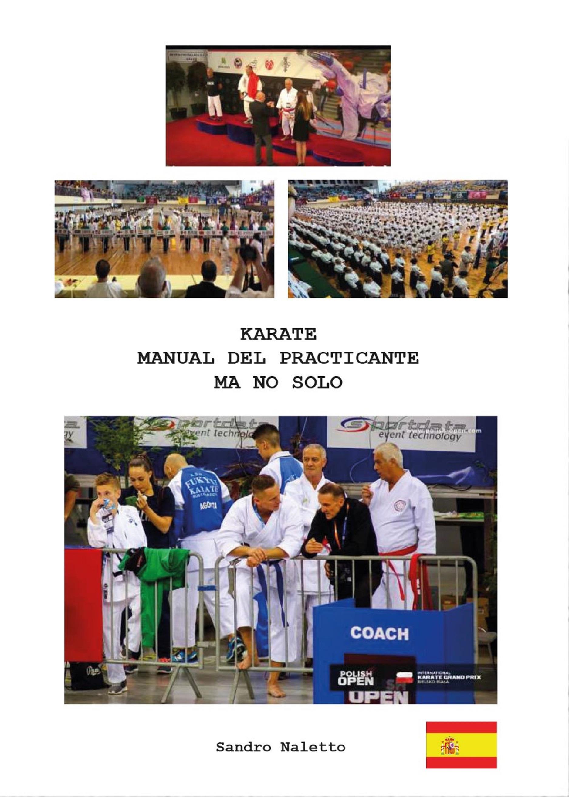 Karate manual del praticante ma no solo