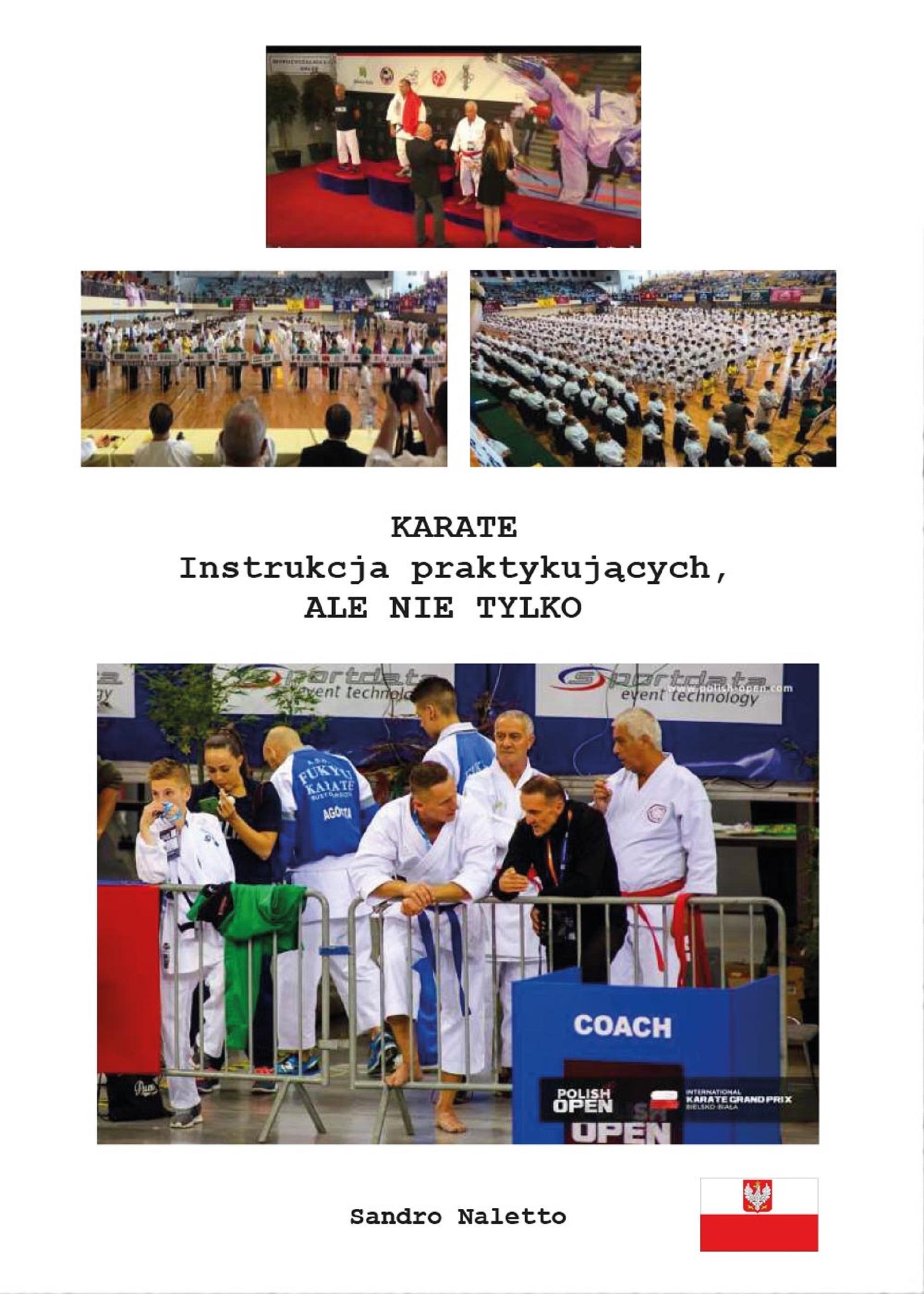 Karate instrukcja praktykujacych ale nie tylko