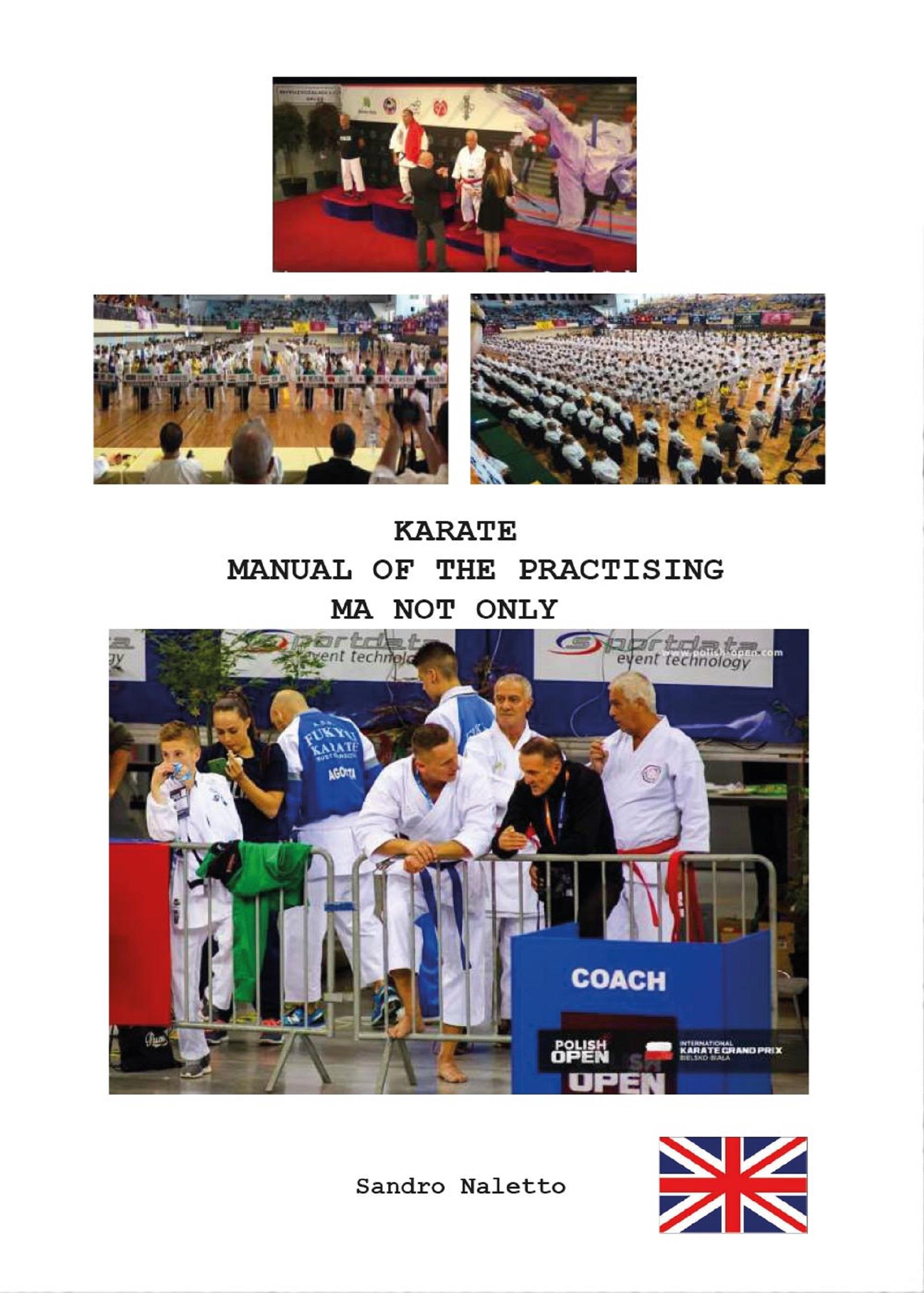 Karate manual of the practising ma not only