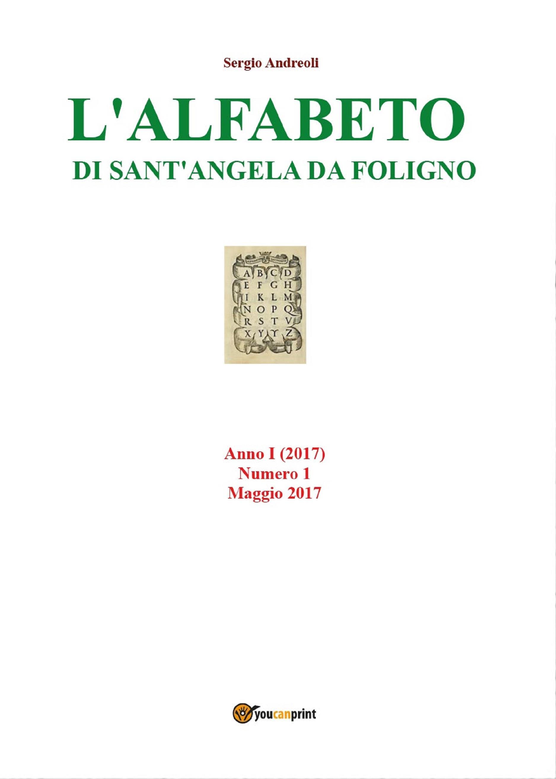 L'alfabeto di Sant'Angela