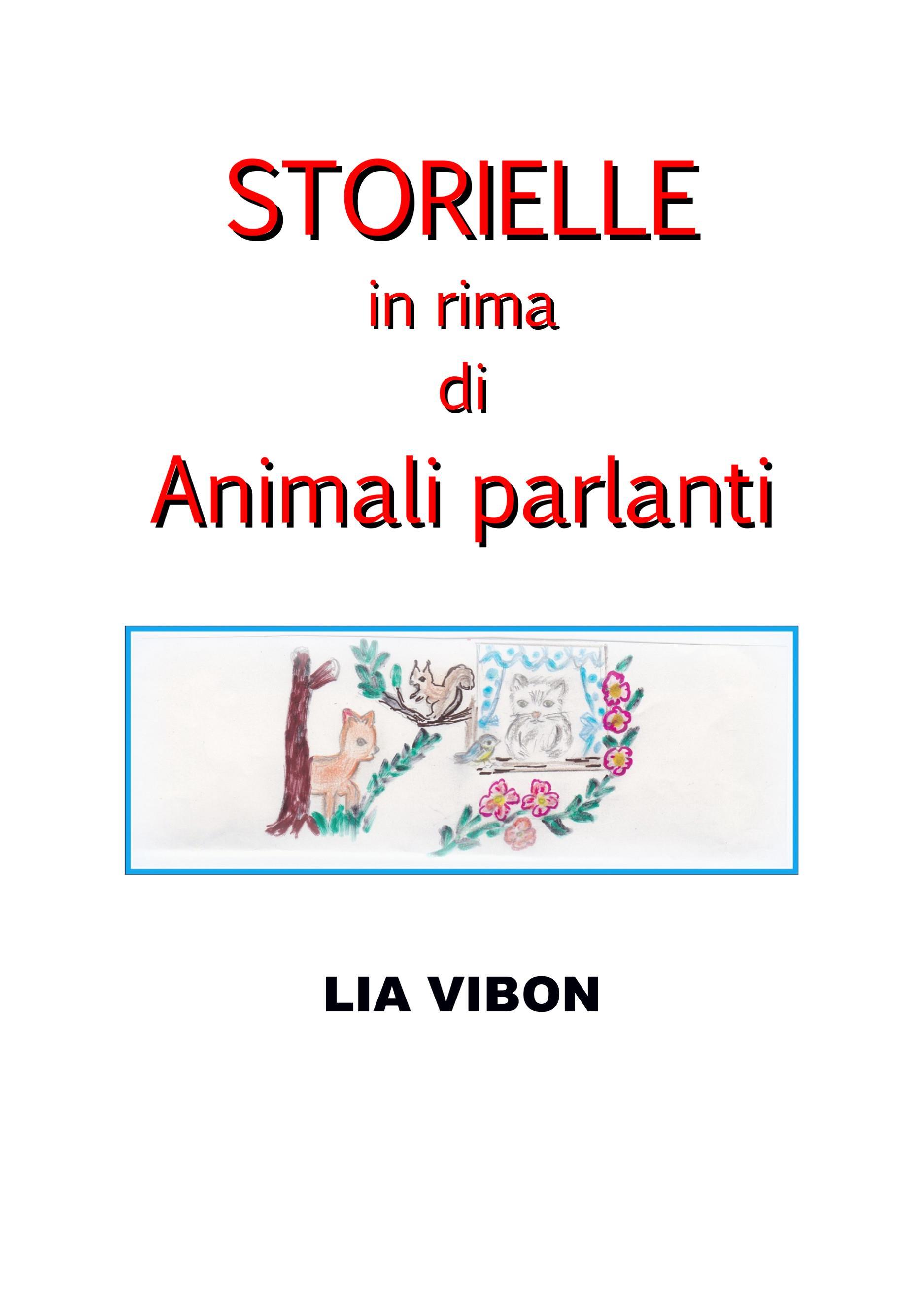 Storielle in rima di Animali parlanti