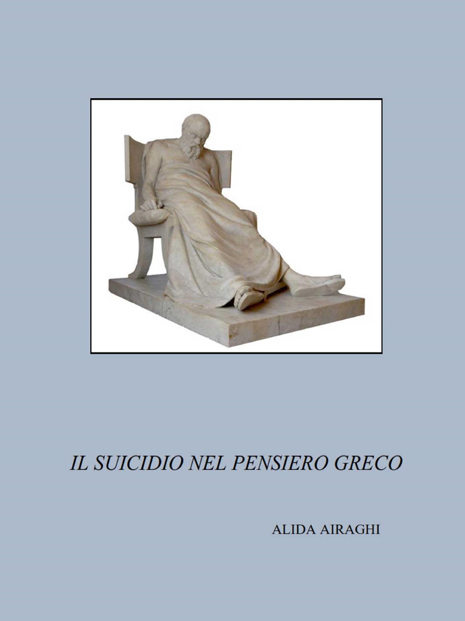 Il suicidio nel pensiero greco