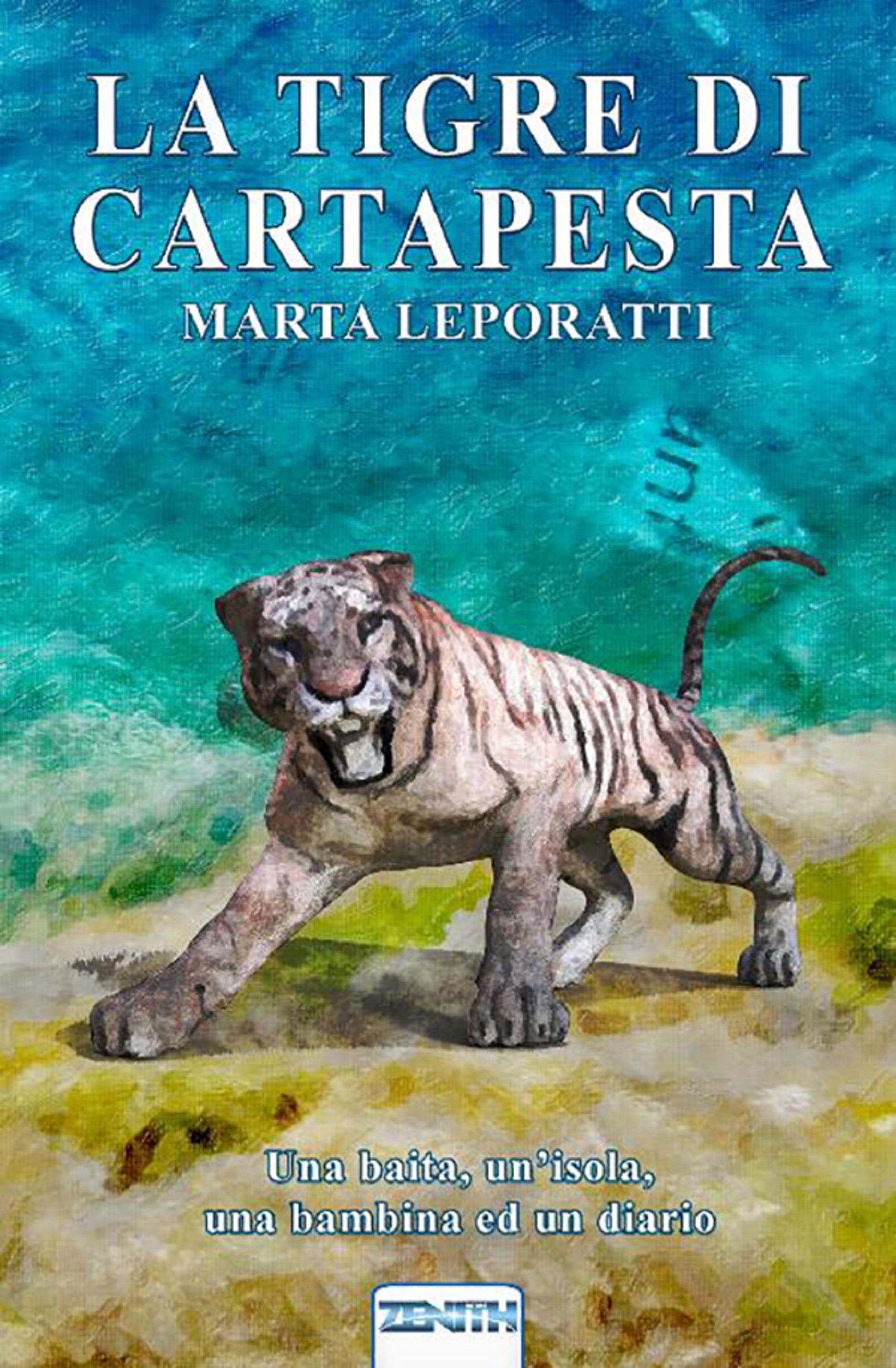 La Tigre di Cartapesta