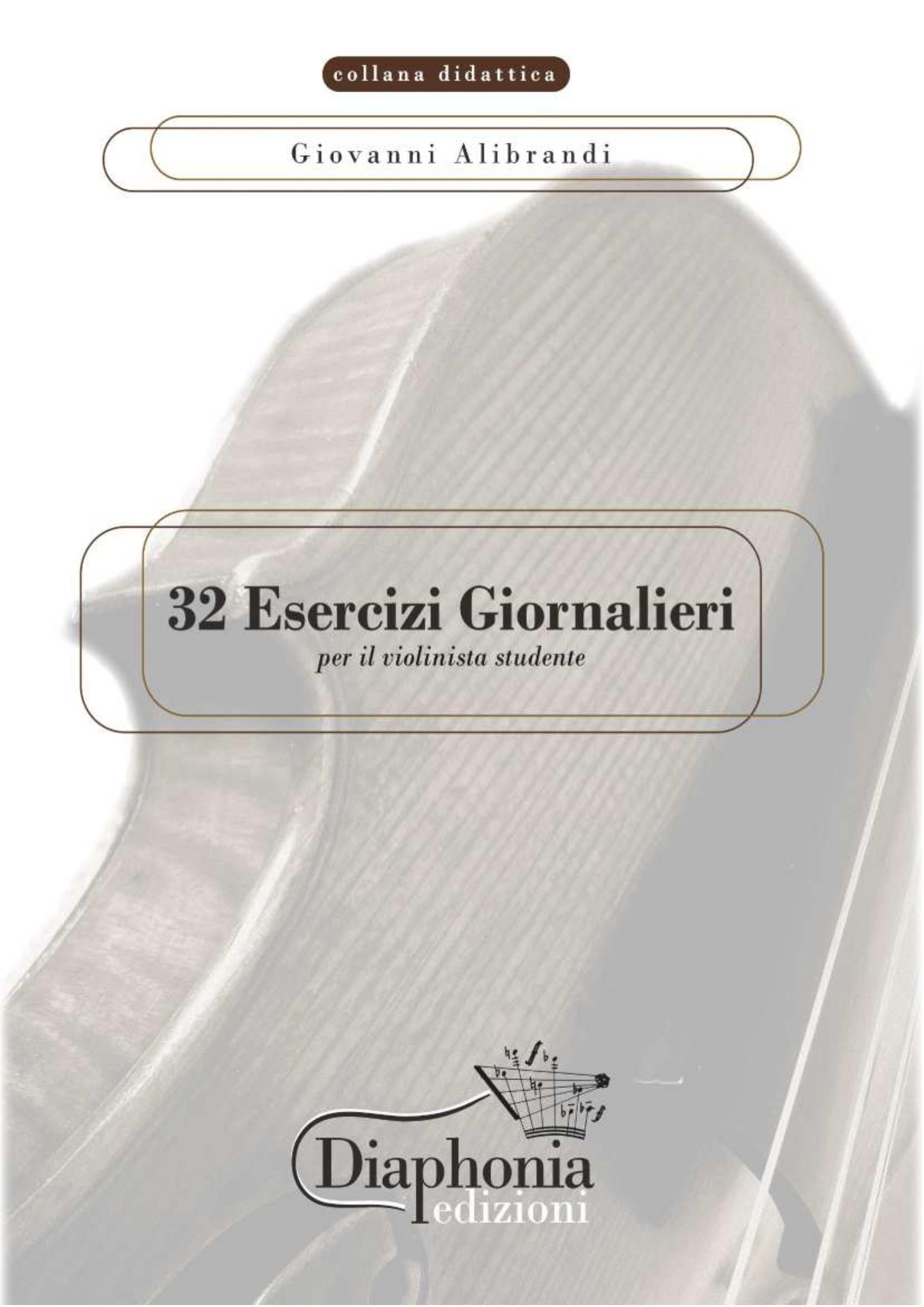 32 esercizi giornalieri