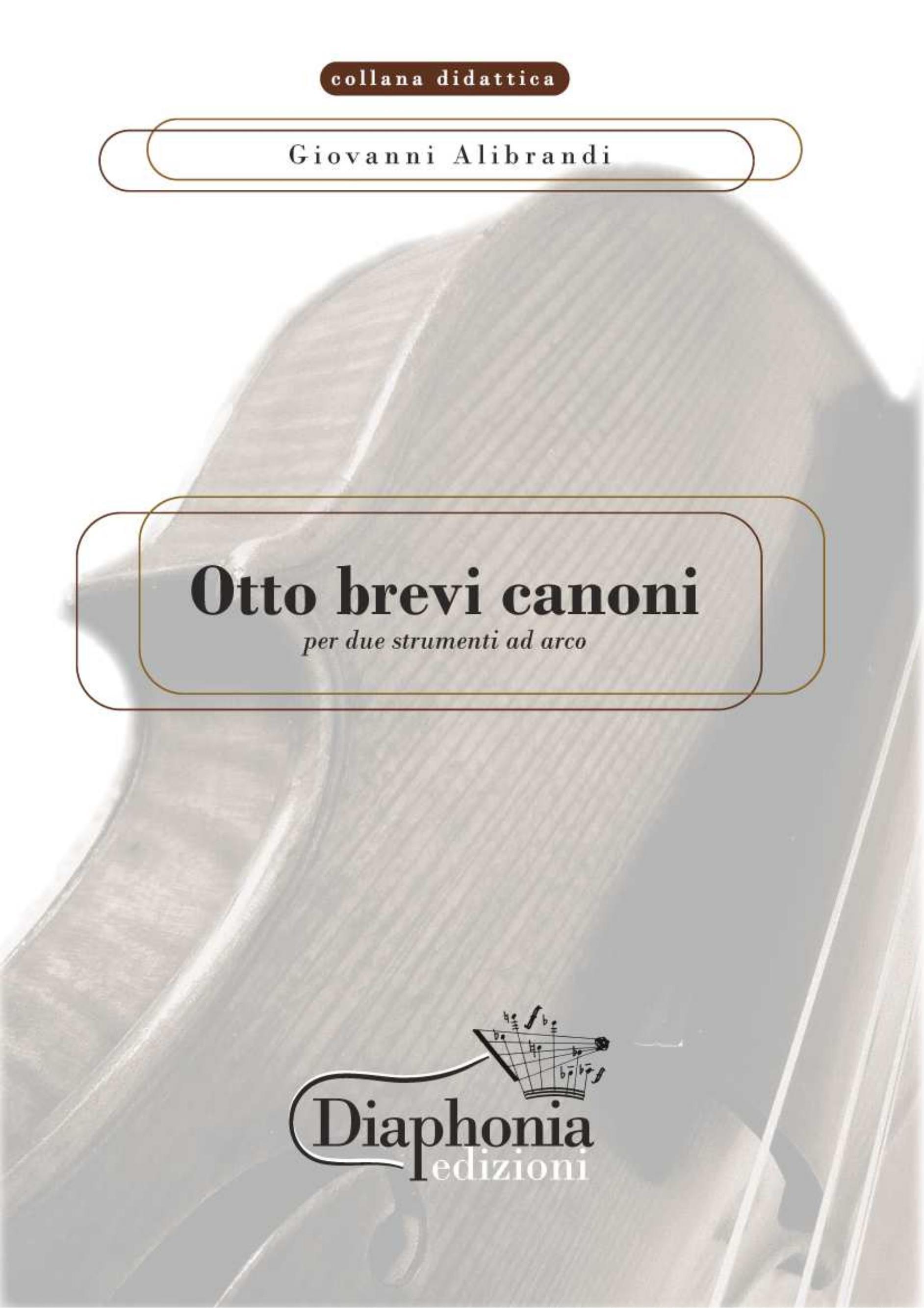 Otto brevi canoni