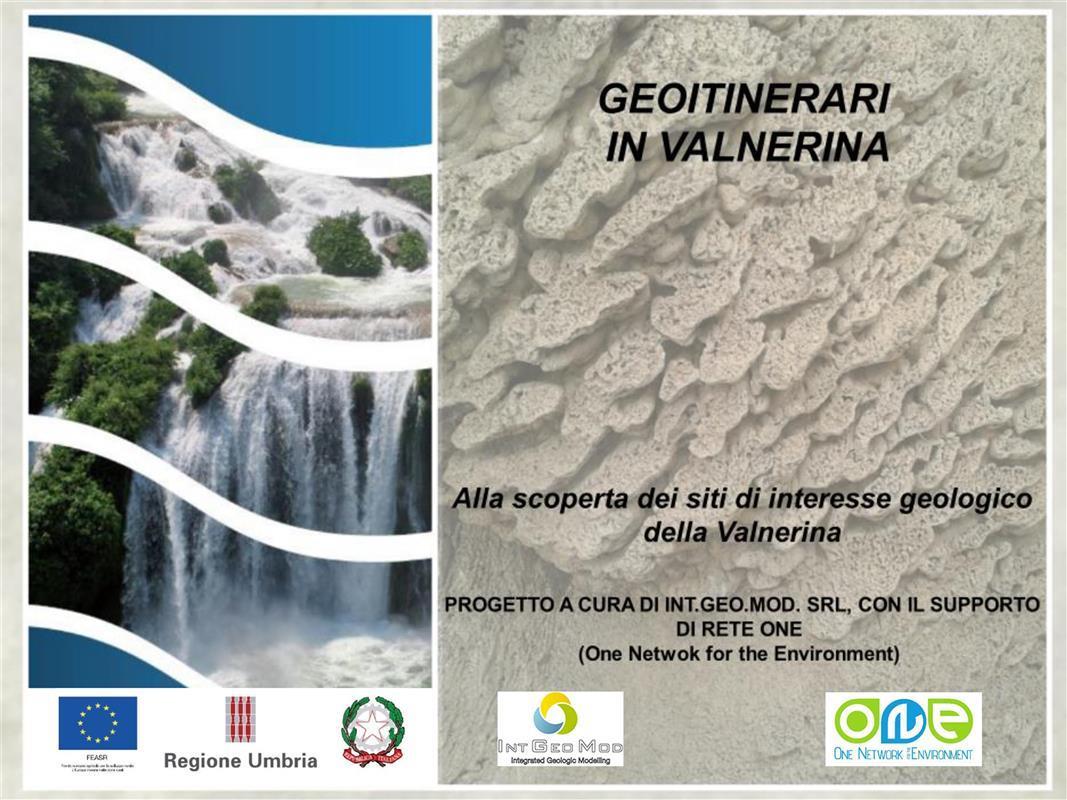 Geoitinerari in Valnerina