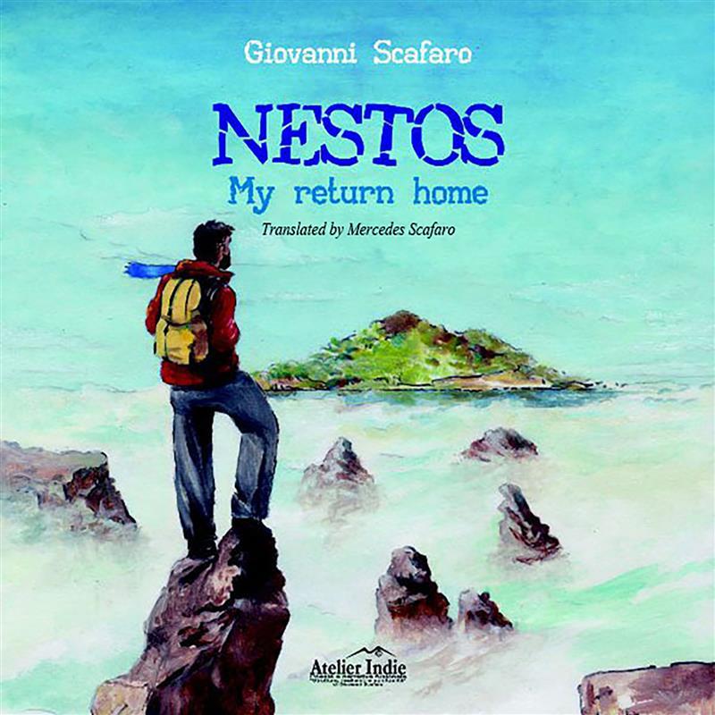 NESTOS - My homecoming poetry winner of literary LA FIABASTROCCA 2015
