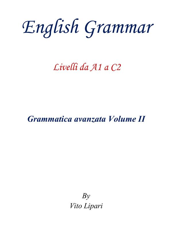 English Grammar Volume II