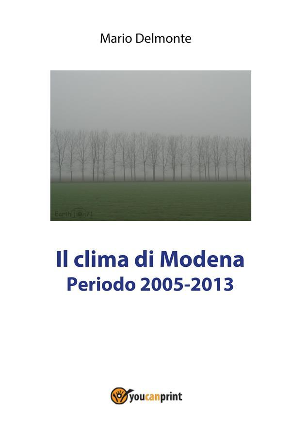 IL CLIMA DI MODENA