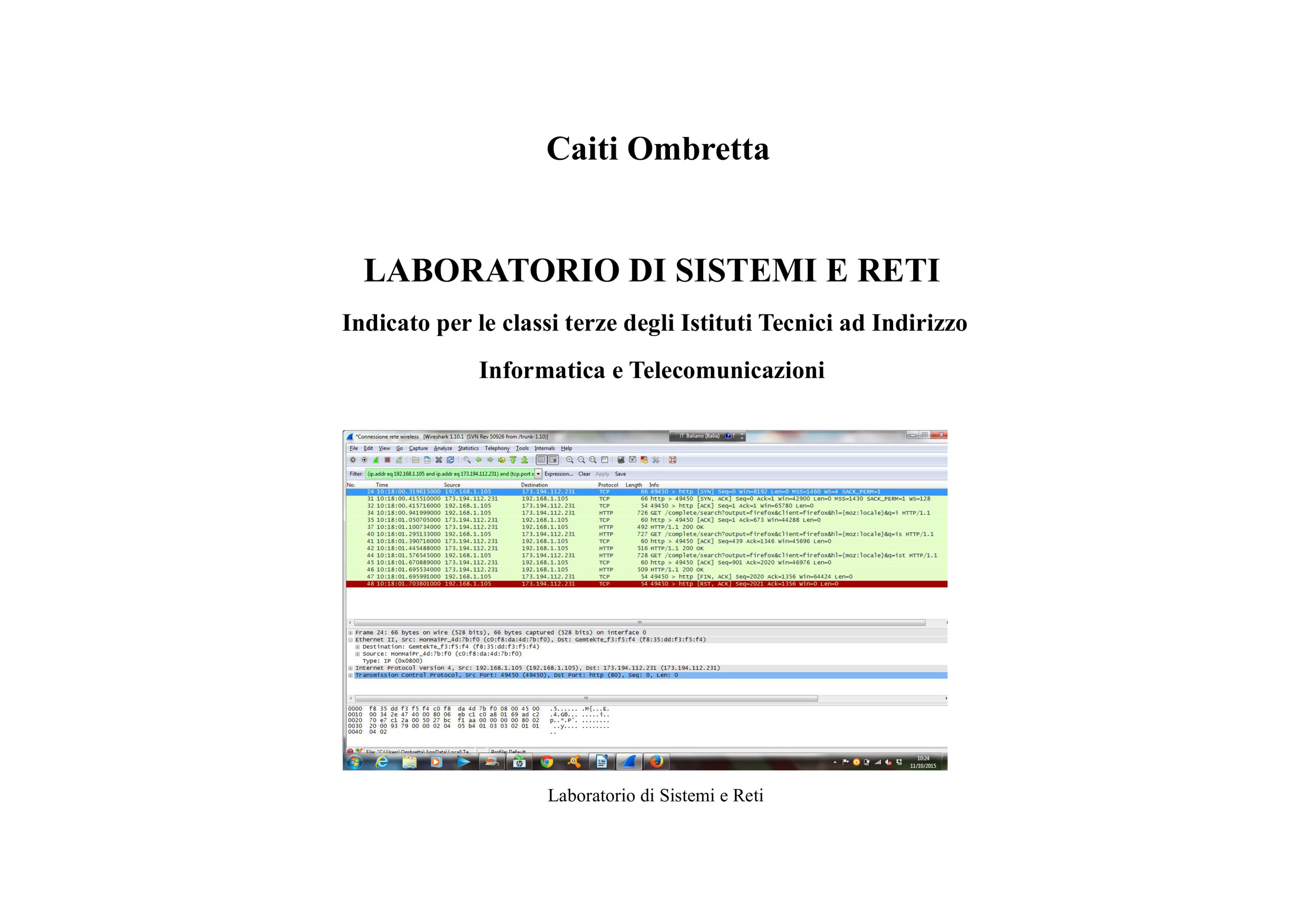 Laboratorio di Sistemi e reti