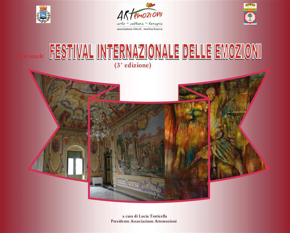biennale del Festival Internazionale delle Emozioni - 3° Edizione