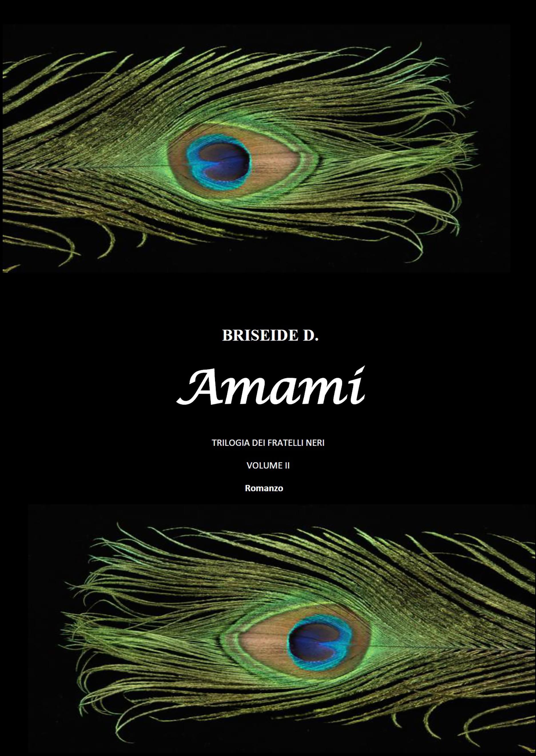 Amami - Trilogia dei fratelli neri Vol.2