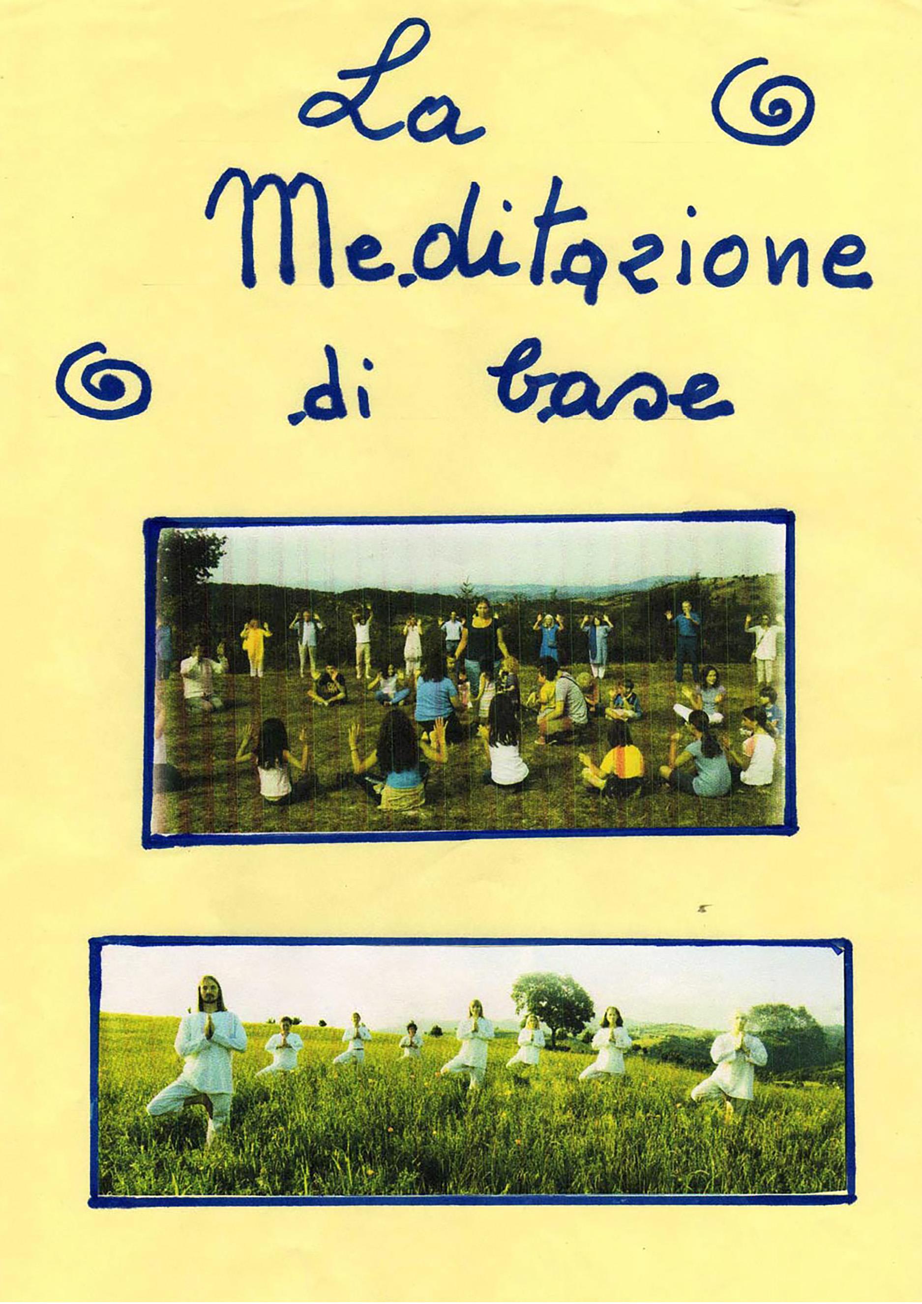 La Meditazione di Base