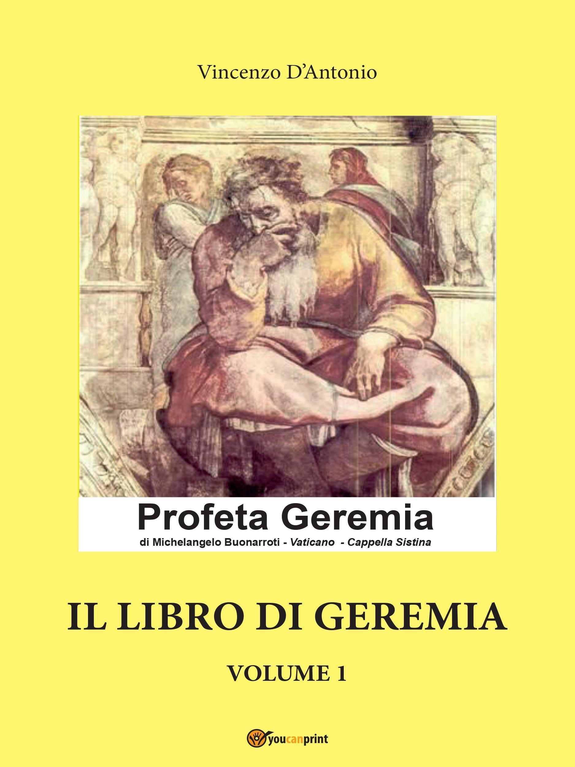Il libro di Geremia - Volume 1