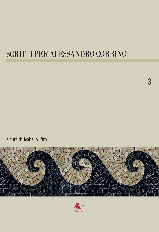 Scritti per Alessandro Corbino - Volume 3